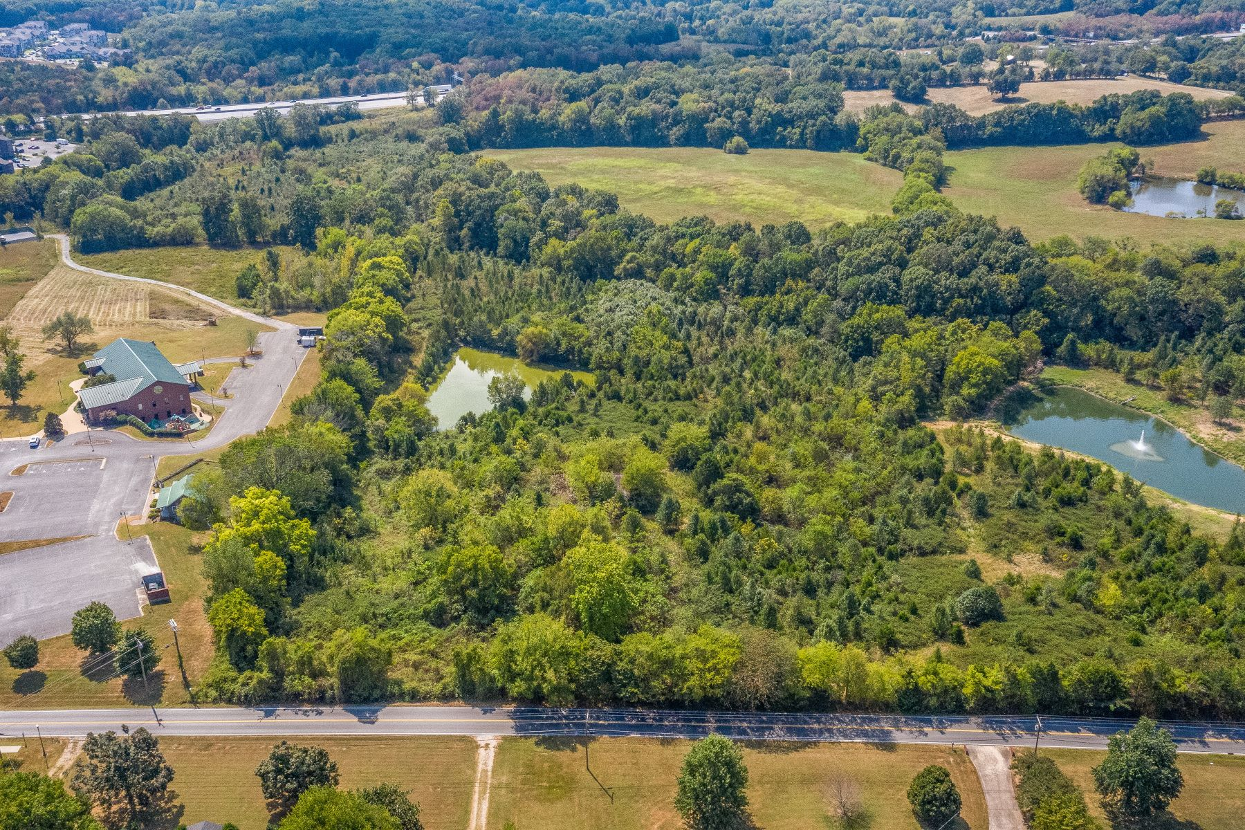 Land for Active at Potential for Residential or Commercial Development! 0 Pleasant Grove Road Mount Juliet, Tennessee 37122 United States