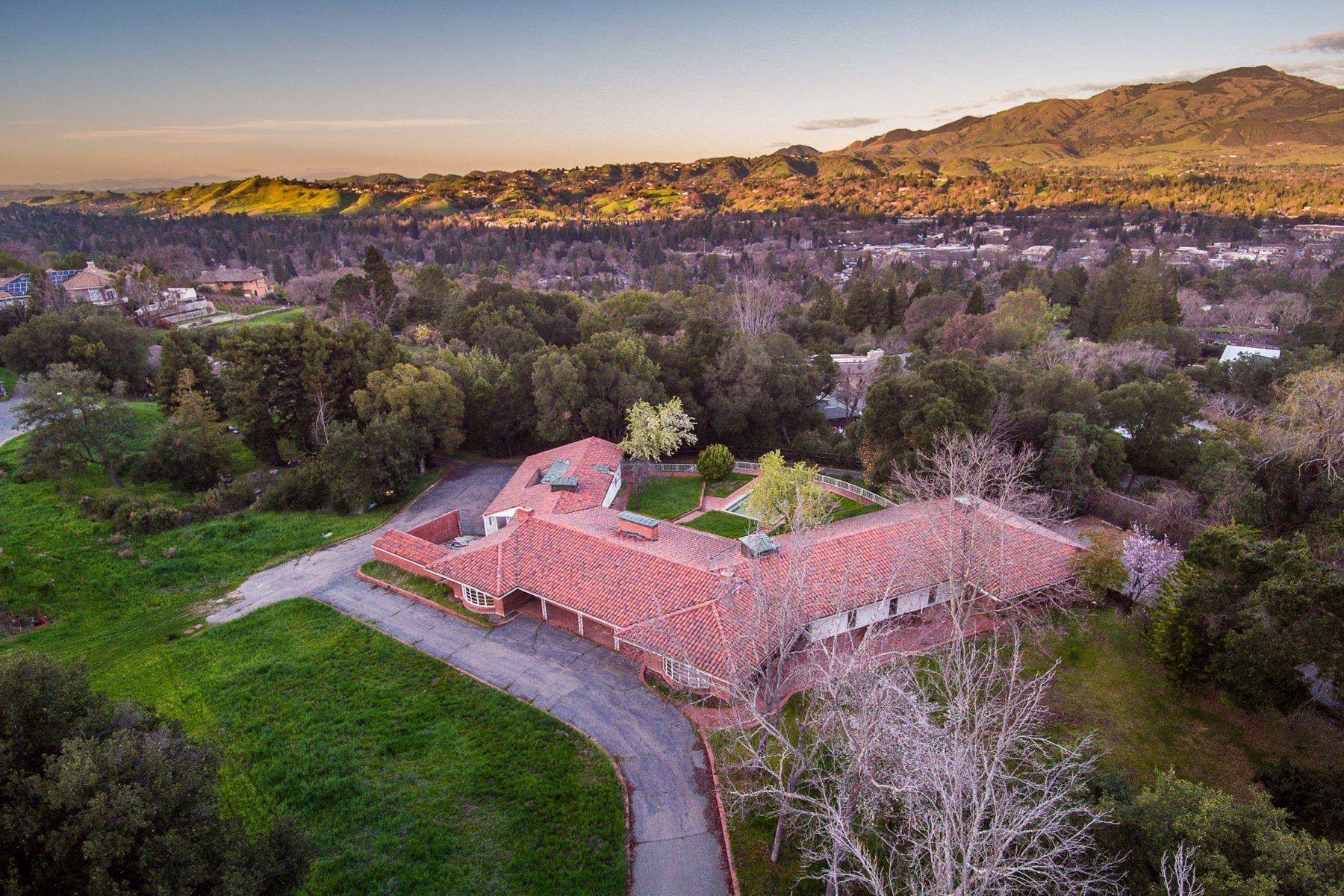 Additional photo for property listing at Westside Danville Luxury Estate 8 Margaret Lane Danville, California 94526 United States