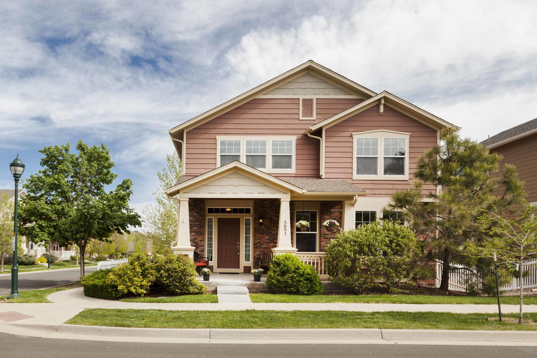 Single Family Home for Active at Well-Maintained Home In Desirable Tuscany Hills 5891 West 94th Place Westminster, Colorado 80031 United States