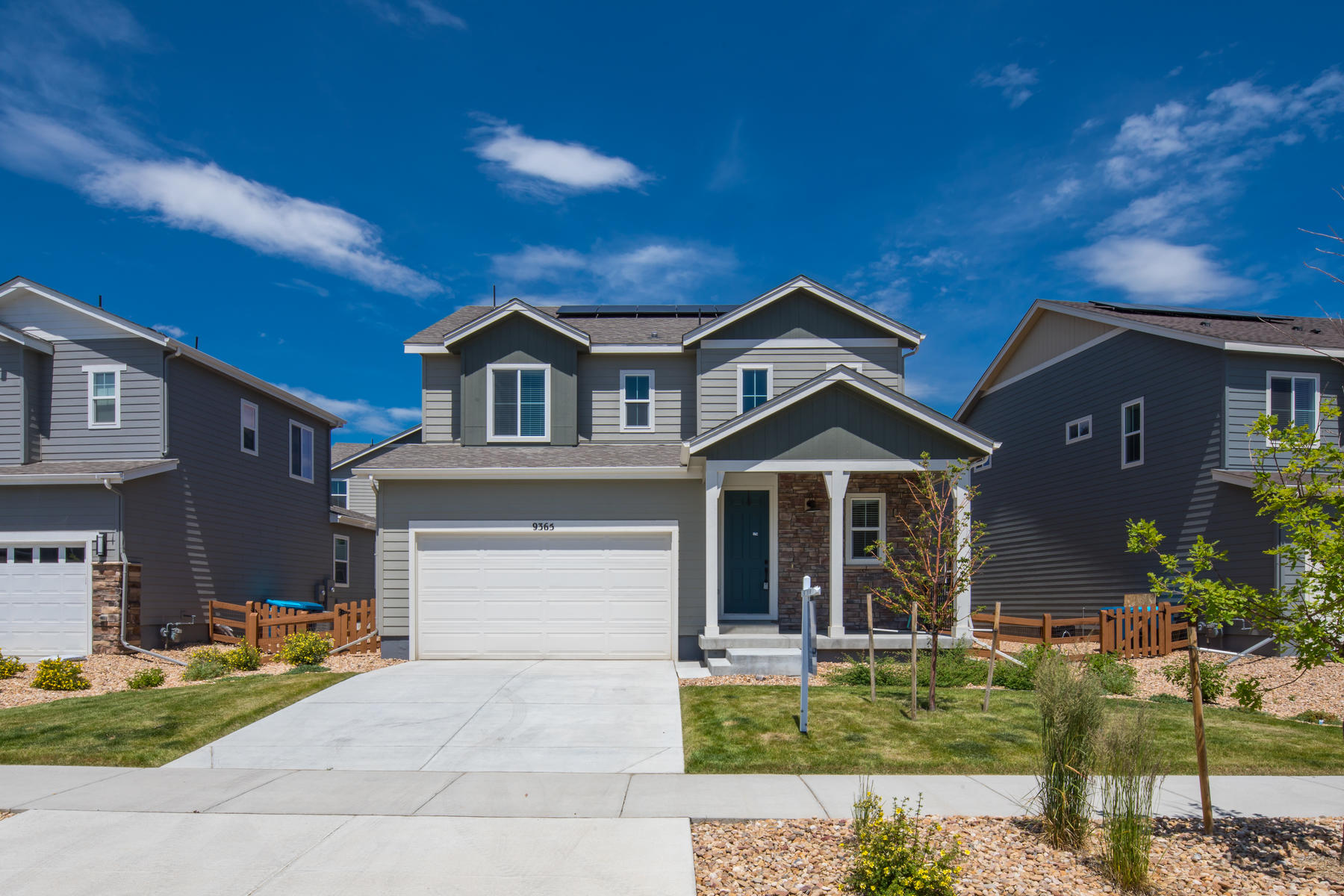 Single Family Homes for Sale at SPECTACULAR HOME IN THE CANDELAS! 9365 Joyce Way Arvada, Colorado 80007 United States