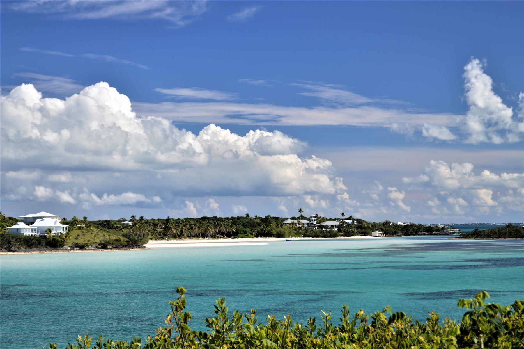 Maison unifamiliale pour l Vente à Dolphin Lookout Guana Cay, Abaco, Bahamas