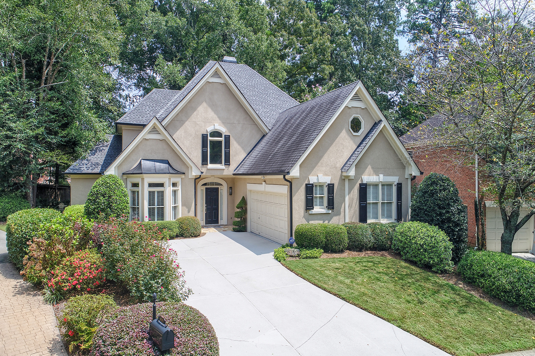 Single Family Home for Sale at Beautiful Modern Renovation Nestled in Private Enclave Close to Smith Elementary 4035 Stephens Mill Run NE Atlanta, Georgia 30342 United States