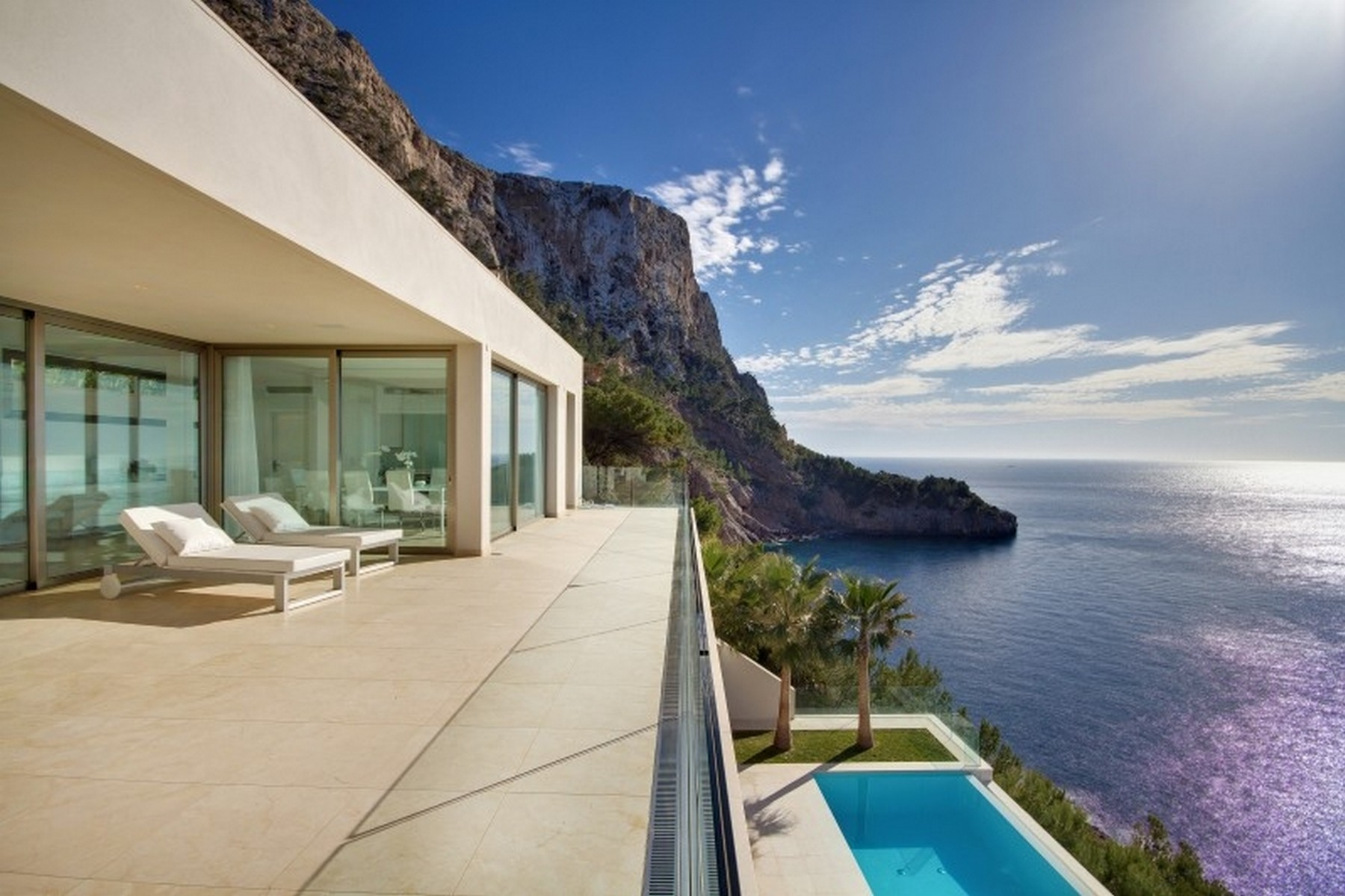Single Family Home for Sale at Modern Villa with sea access in Port Andratx Port Andratx, Mallorca, Spain