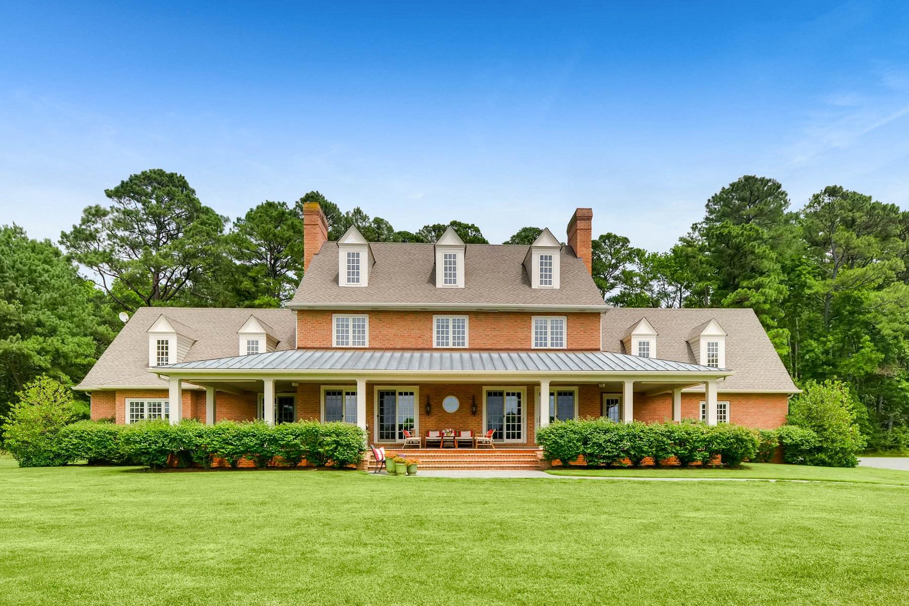 단독 가정 주택 용 매매 에 6398 Hopkins Neck Road Easton, 메릴랜드, 21601 미국