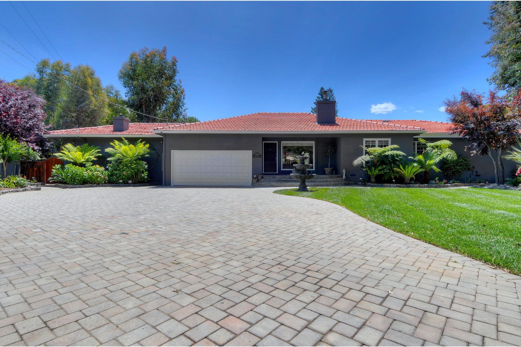 Single Family Home for Sale at 1505 Edgewood Road Redwood City, California 94062 United States