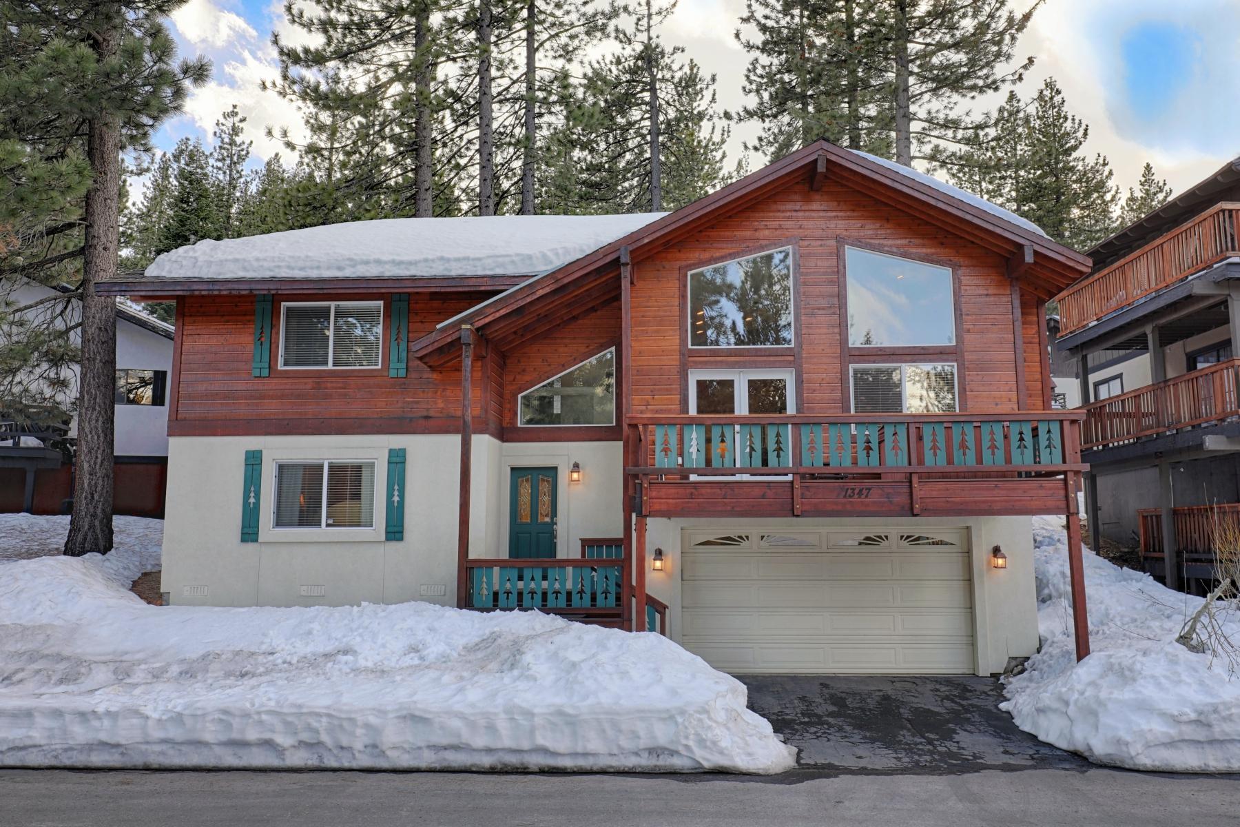 Tek Ailelik Ev için Satış at 1347 Zurich Lane, Incline Village, Nevada 1347 Zurich Lane Incline Village, Nevada 89451 Amerika Birleşik Devletleri