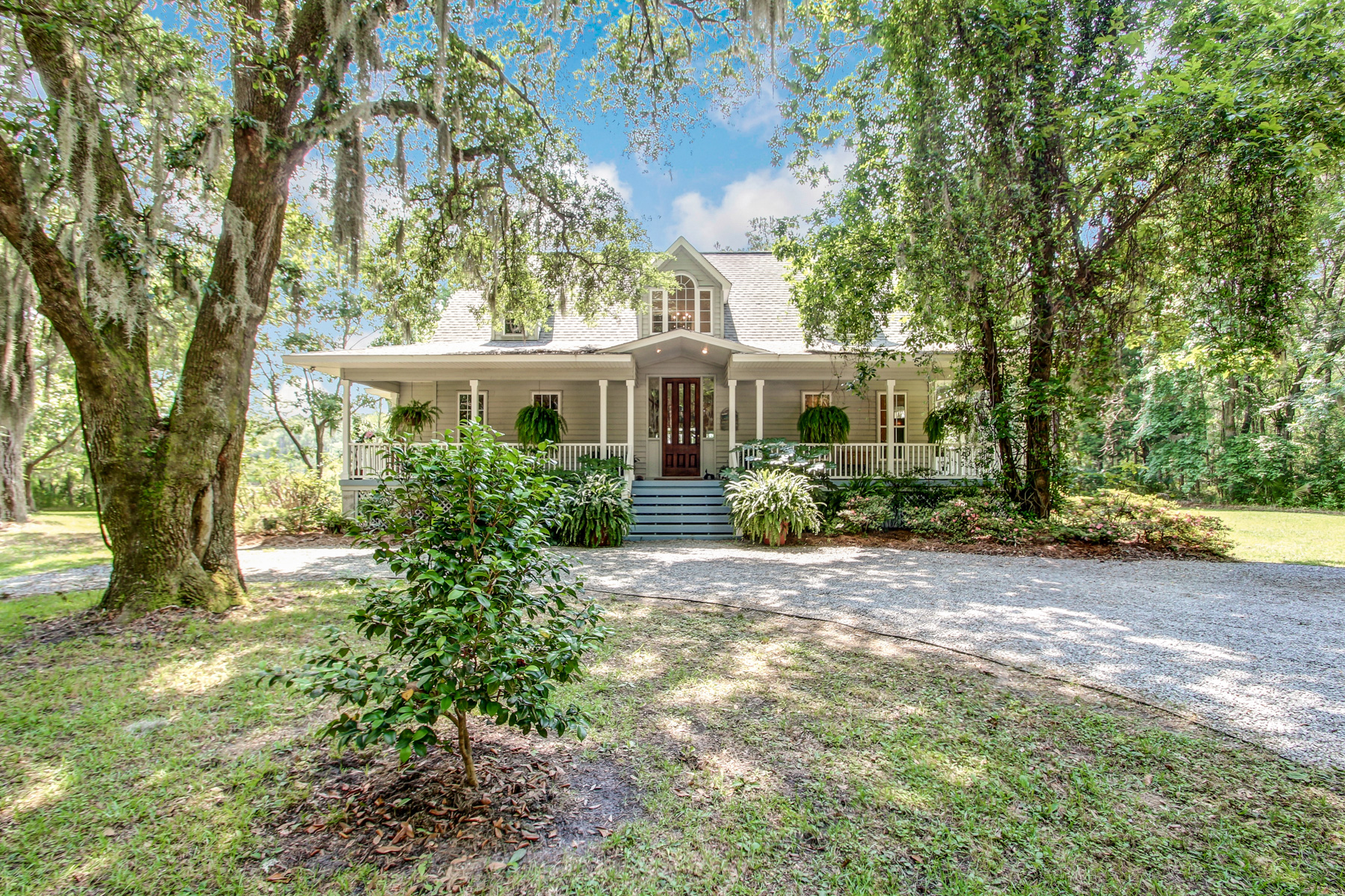 Single Family Home for Sale at Molly's Pond 4787 Bellinger Hill Hardeeville, South Carolina, 29927 United States