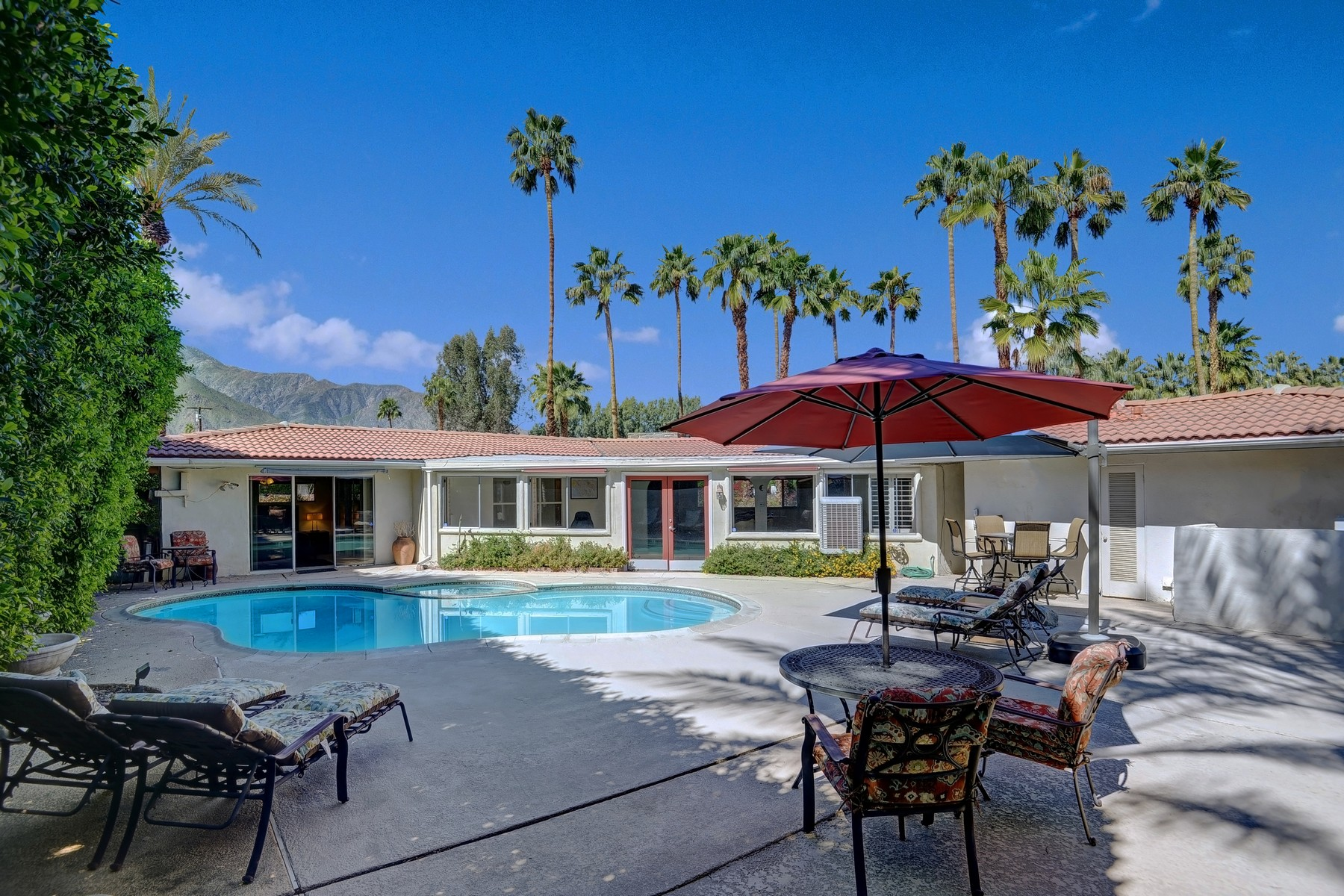 Single Family Home for Sale at 1281 Linda Vista 1281 Linda Vista Rd Palm Springs, California, 92262 United States