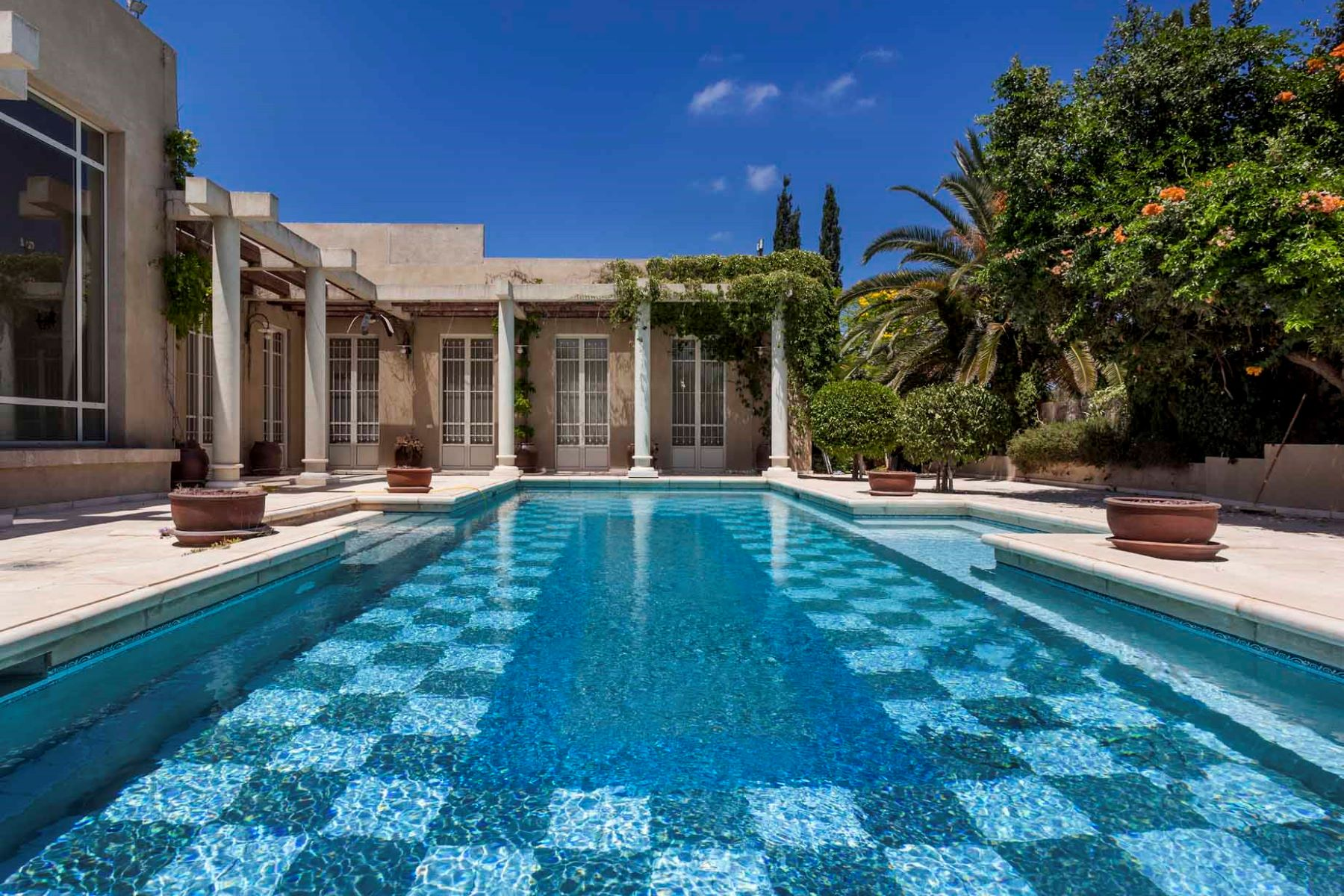 "Single Family Home for Sale at Tuscany Exquisite ""Sapphire"" Villa in Caesarea Caesarea, Israel 3088900 Israel"