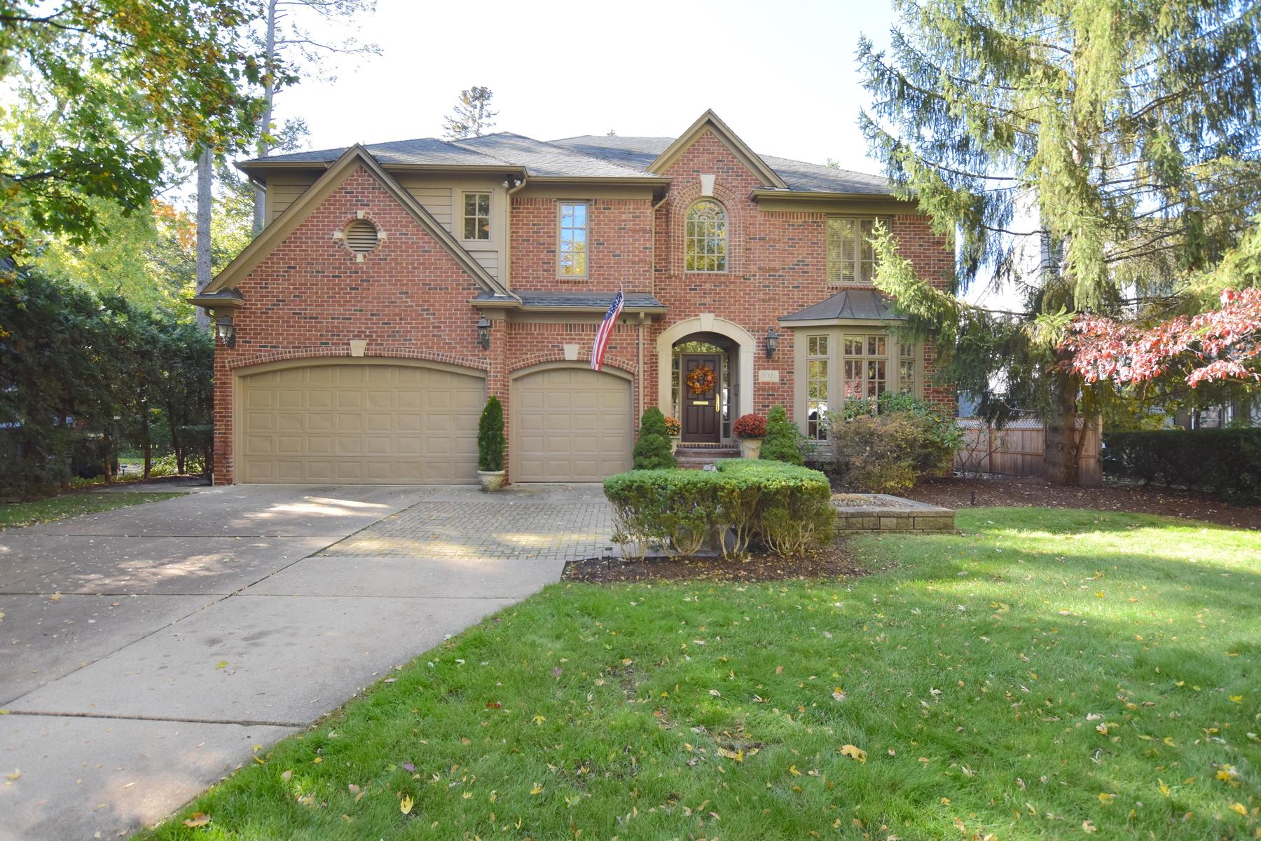 Single Family Homes for Sale at Birmingham 1021 Pilgrim Avenue Birmingham, Michigan 48009 United States