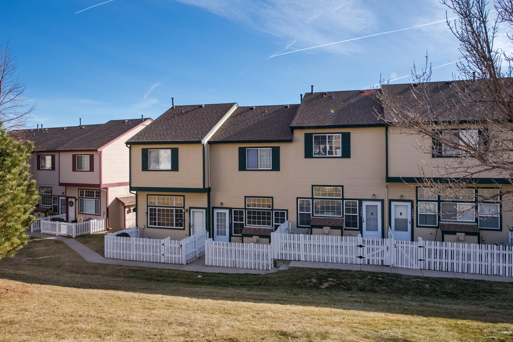 Property for Active at Beautiful Welby Hill townhome featuring two master bedrooms! 8199 Welby Rd #1606 Denver, Colorado 80229 United States