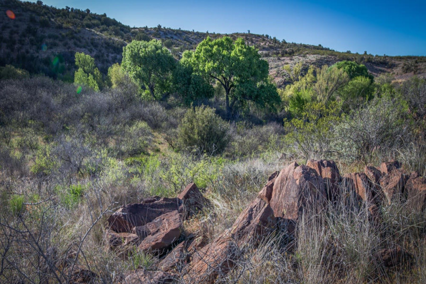 Terreno por un Venta en 131 Acres surrounded by Forest Service and State Trust Land 11025 E Waddell Rd, Cornville, Arizona, 86325 Estados Unidos