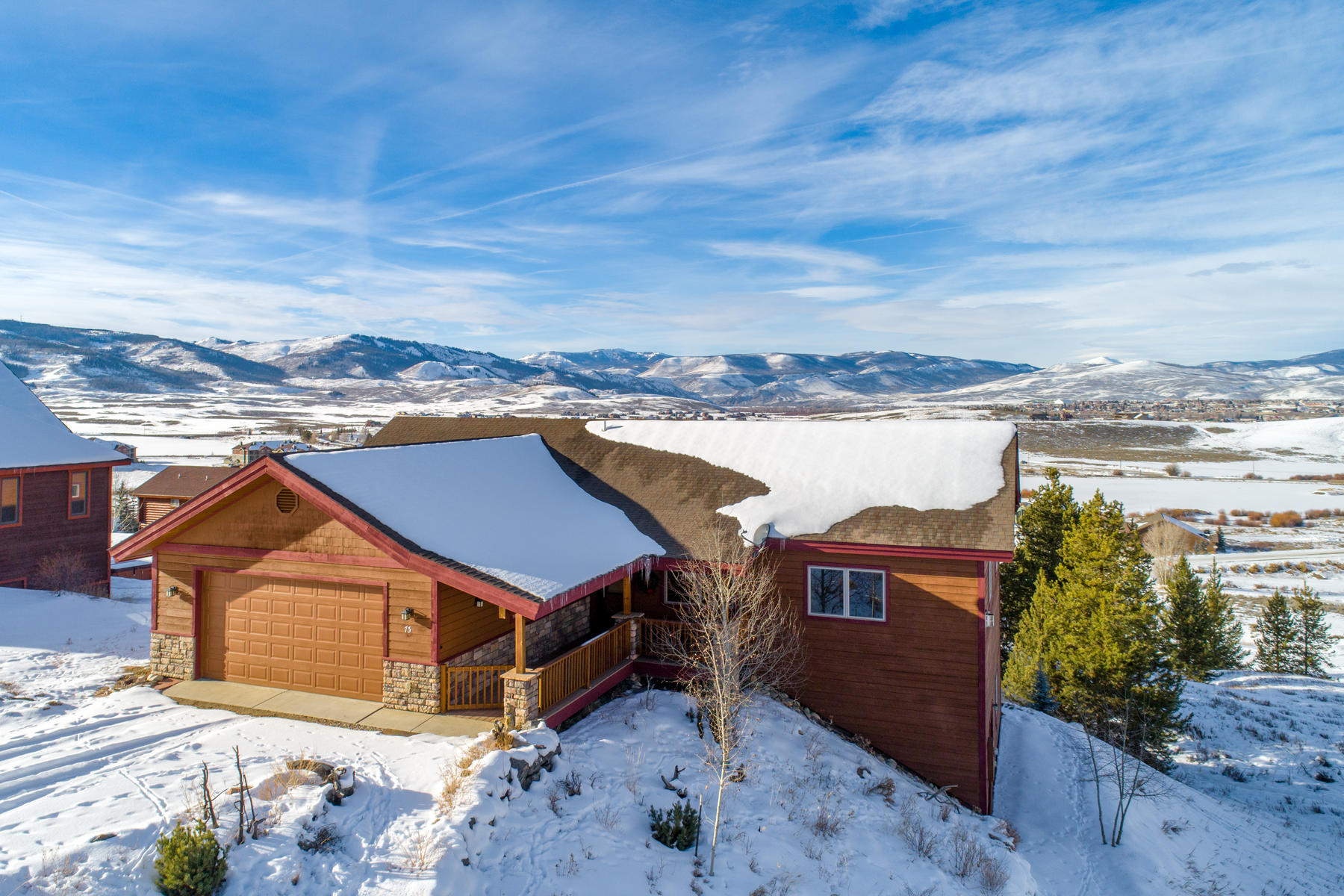 Single Family Home for Active at Exceptional in style and function! 73 Forrest Dr Granby, Colorado 80446 United States