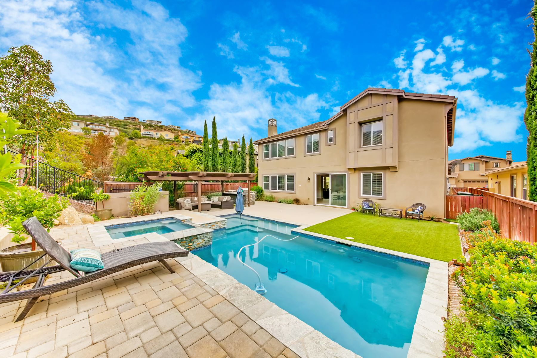 Single Family Homes for Active at 876 Hailey Court San Marcos, California 92078 United States