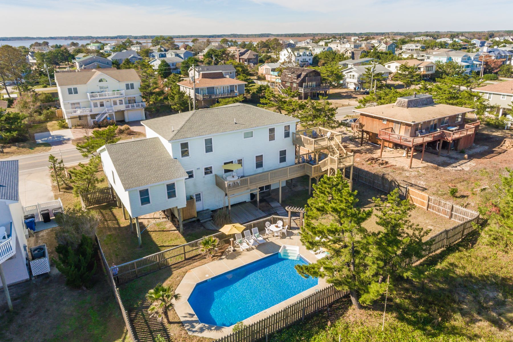 獨棟家庭住宅 為 出售 在 Ocean Key House - Sandbridge Beach 3124 Sandpiper Road, Virginia Beach, 弗吉尼亞州, 23456 美國