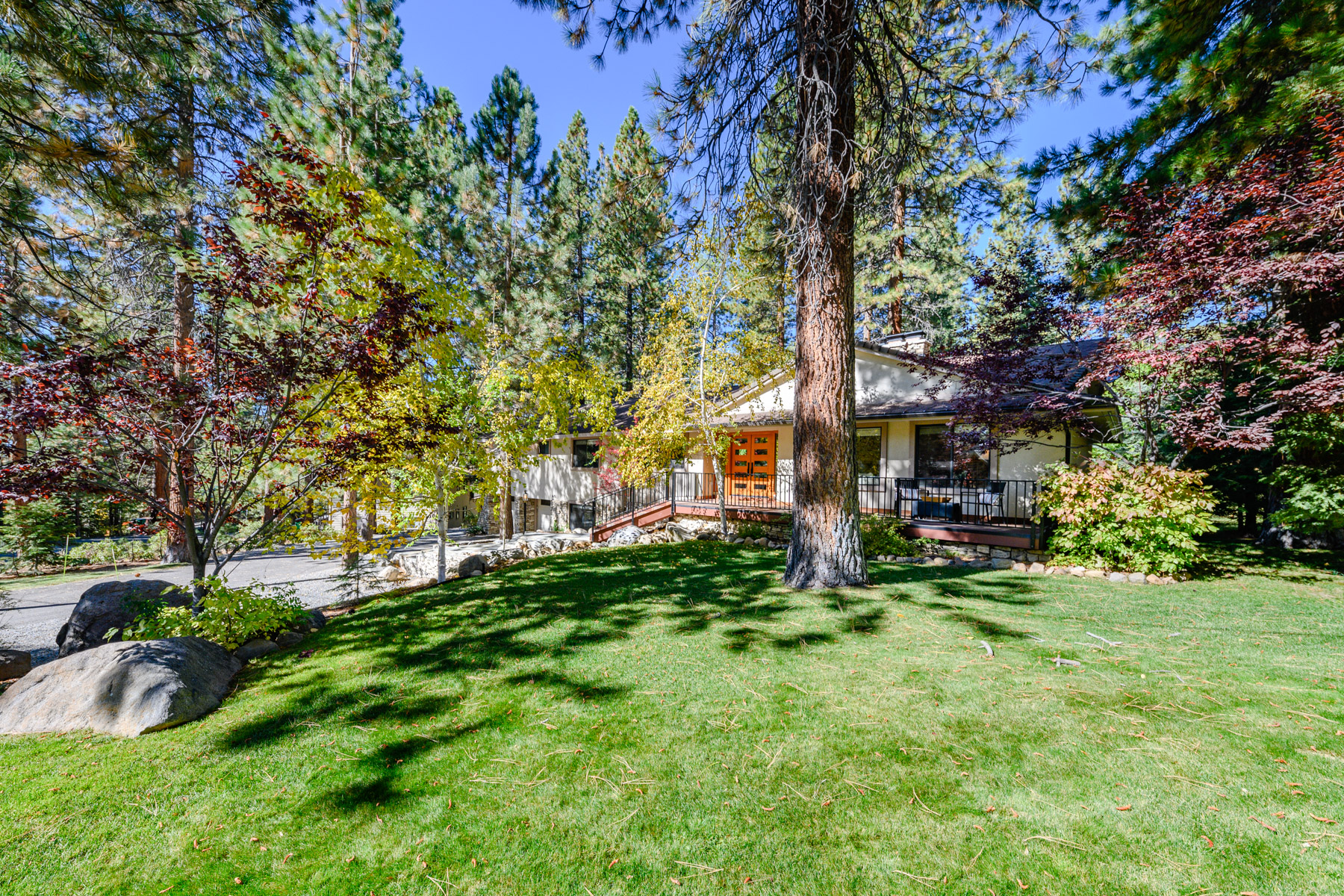 Single Family Homes for Active at 681 David Way, Incline Village, Nevada 681 David Way Incline Village, Nevada 89451 United States