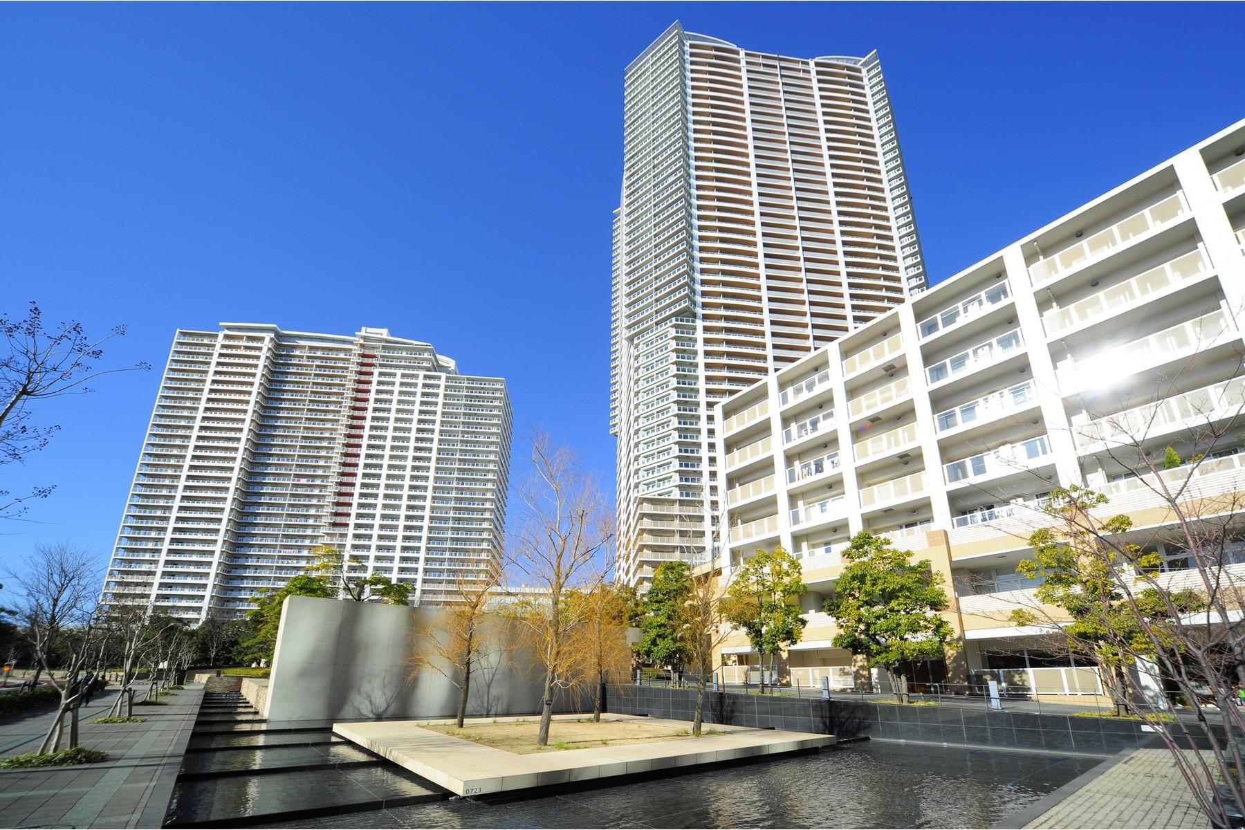 Copropriété pour l Vente à Urban Dock Park City Toyosu Tower A Koto Ku, Tokyo, Japon