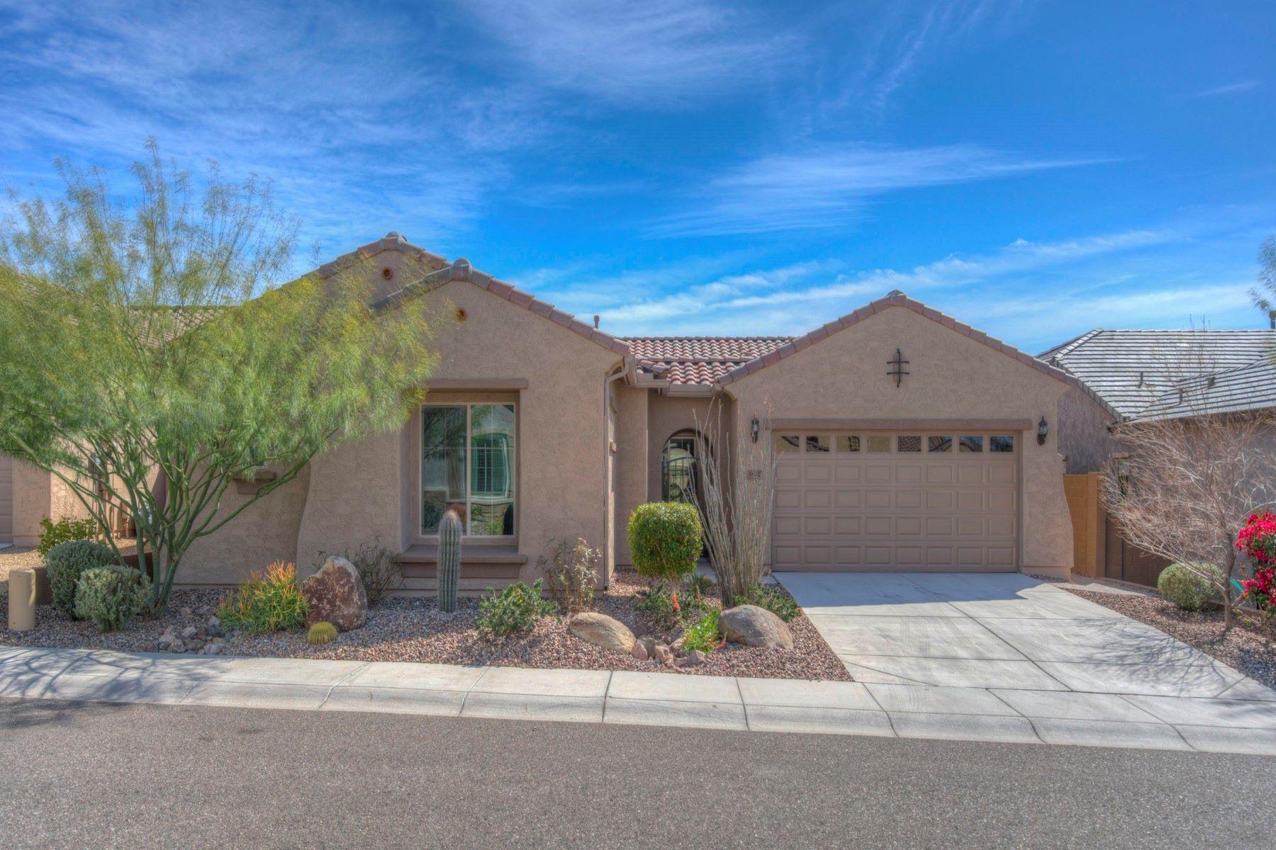 Частный односемейный дом для того Продажа на Single Story Gem in Lone Mountain 5947 E Sienna Bouquet Pl, Cave Creek, Аризона, 85331 Соединенные Штаты