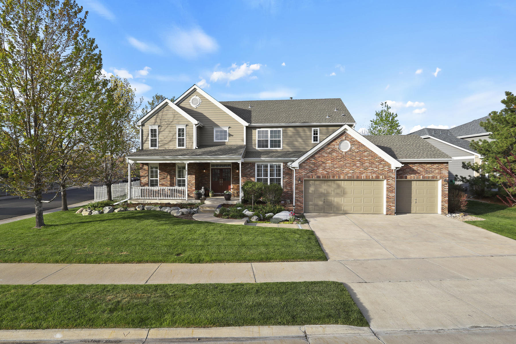 Single Family Homes for Active at 6080 S Biscay Street Aurora, Colorado 80016 United States