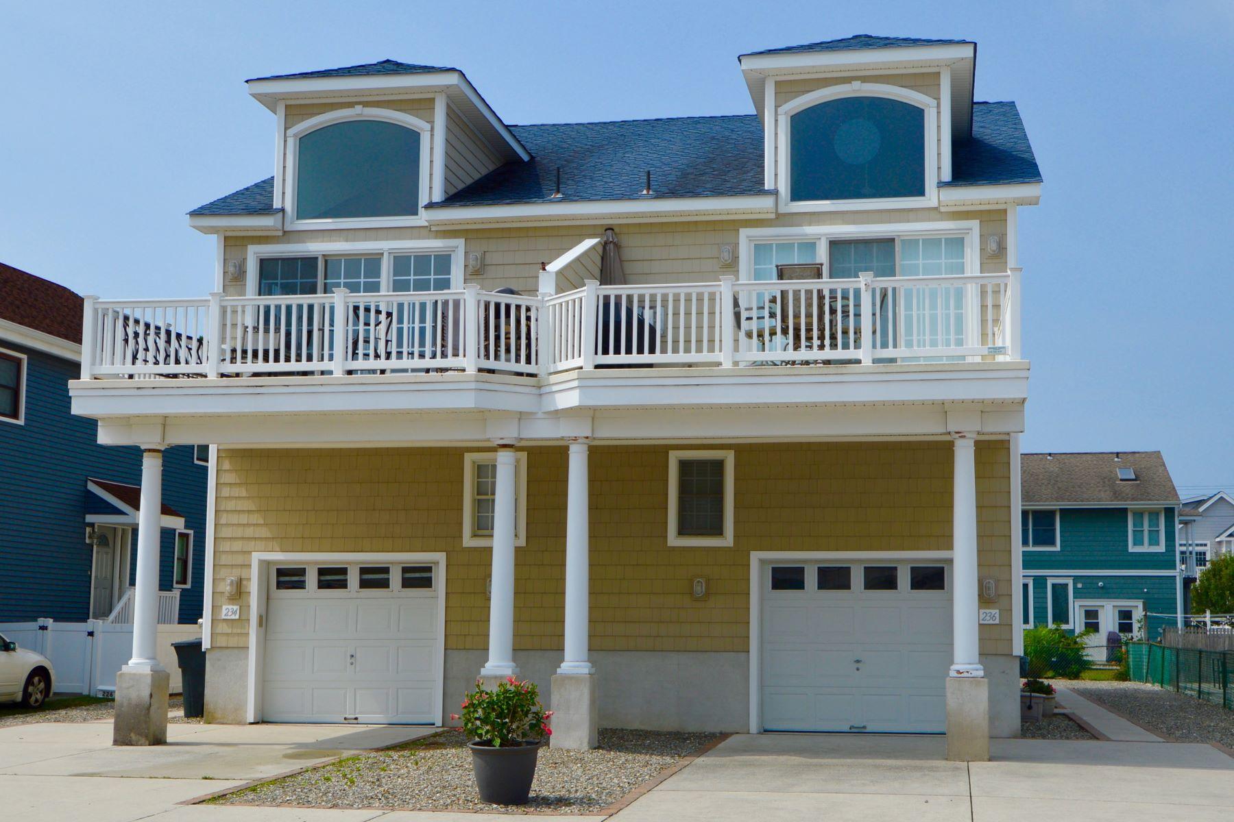 Частный односемейный дом для того Продажа на Ideal Center of Town Location 236 24th Street Avalon, Нью-Джерси 08202 Соединенные Штаты