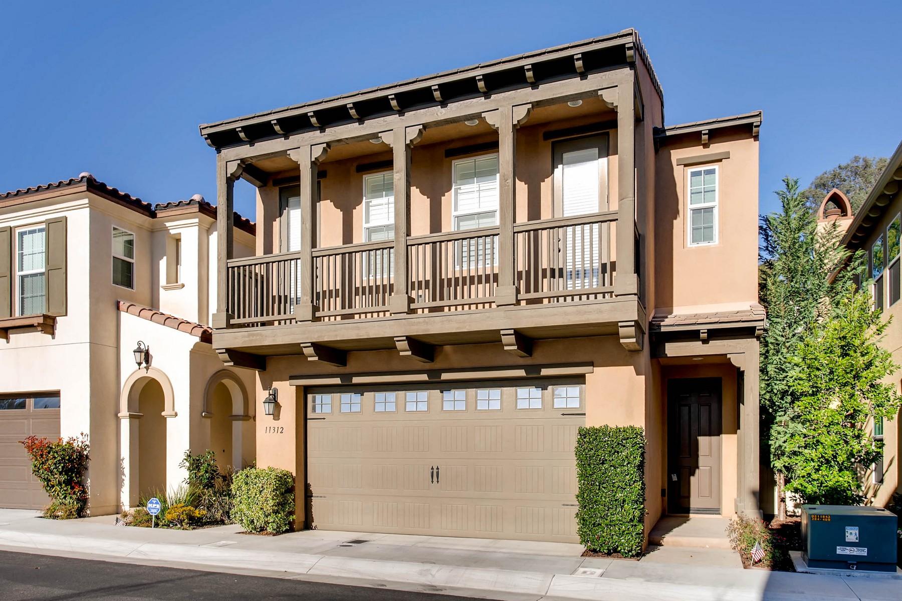 Maison unifamiliale pour l Vente à 11312 Cooperleaf Lane Tierrasanta, San Diego, Californie, 92124 États-Unis