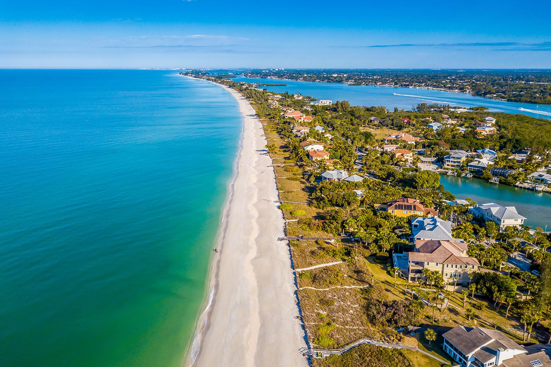 Land for Active at 711 Casey Key Rd Rd Nokomis, Florida 34275 United States