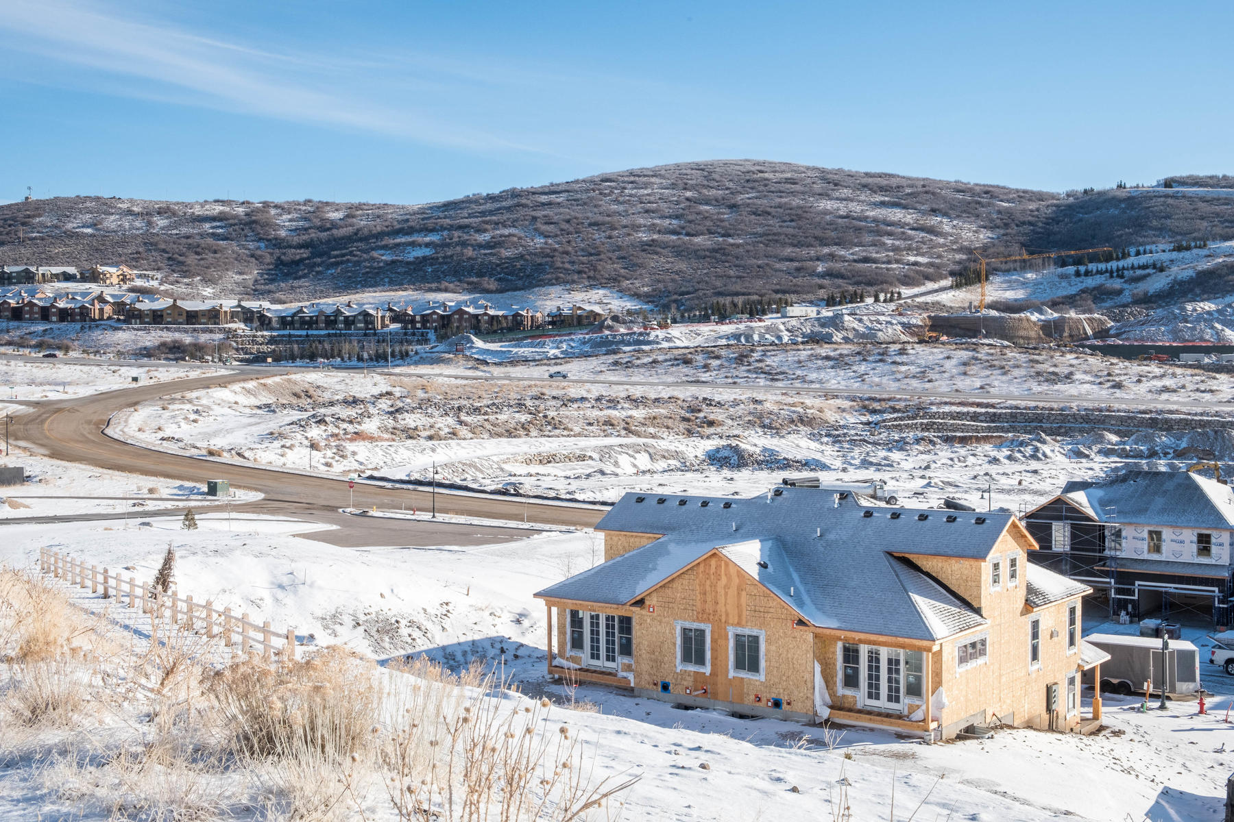 Additional photo for property listing at New Wasatch Springs Townhouse Just Minutes from Park City 1103 W Cattail Ct H1 Heber City, Utah 84032 United States