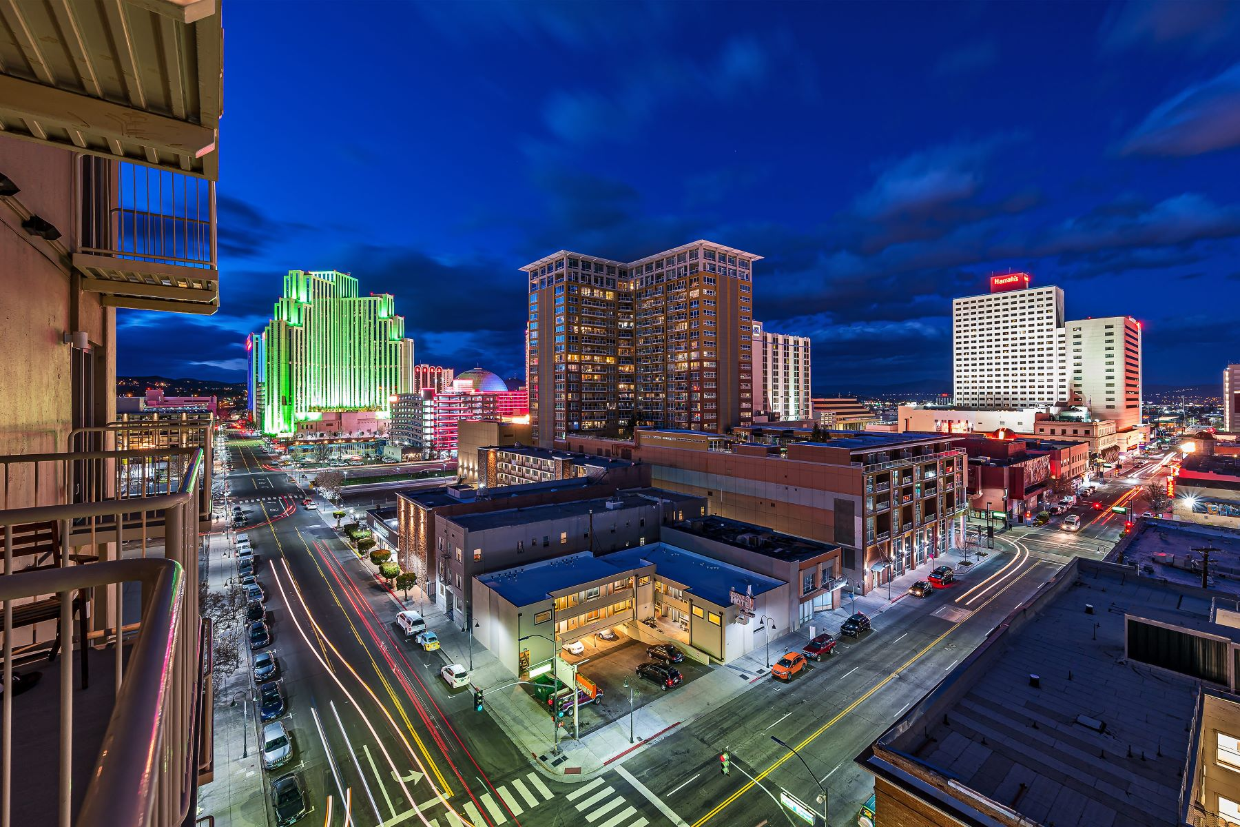 Condominiums for Active at Reno/Riverwalk District 200 W 2nd St #706 Reno, Nevada 89501 United States