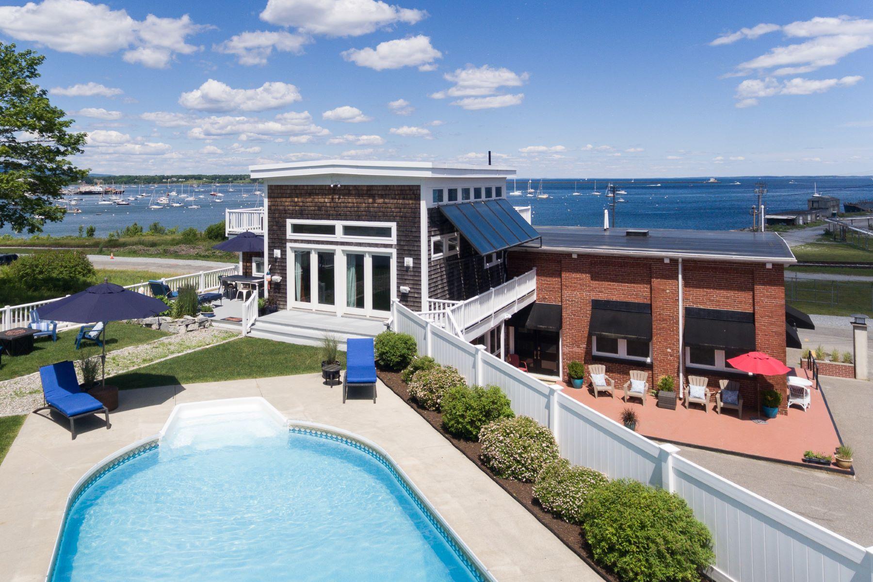 Tek Ailelik Ev için Satış at 21 Atlantic Street Rockland, Maine, 04841 Amerika Birleşik Devletleri