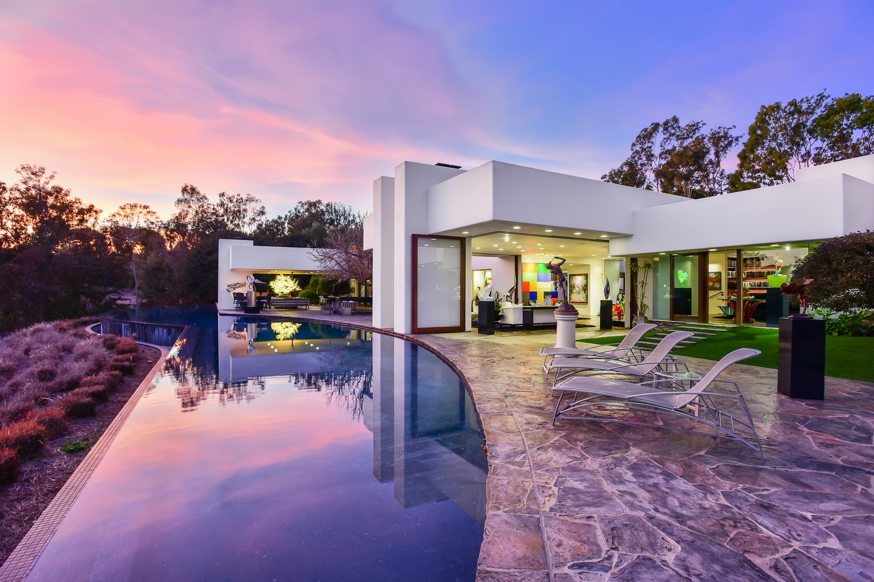Single Family Home for Sale at 5410 Los Mirlitos 5410 Los Mirlitos Rancho Santa Fe, California 92067 United States