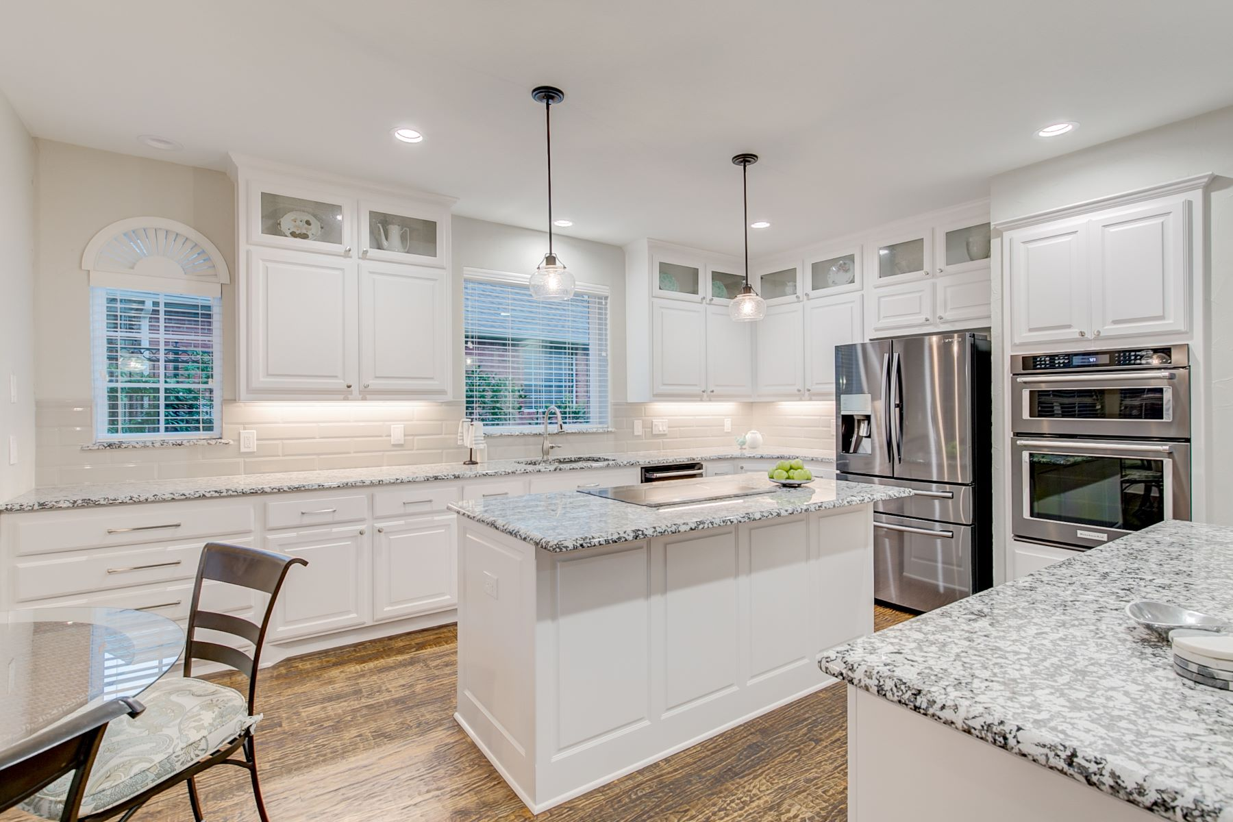 Single Family Homes for Sale at Stunning Remodel Near Lake Lewisville 2644 Hillside Drive Highland Village, Texas 75077 United States
