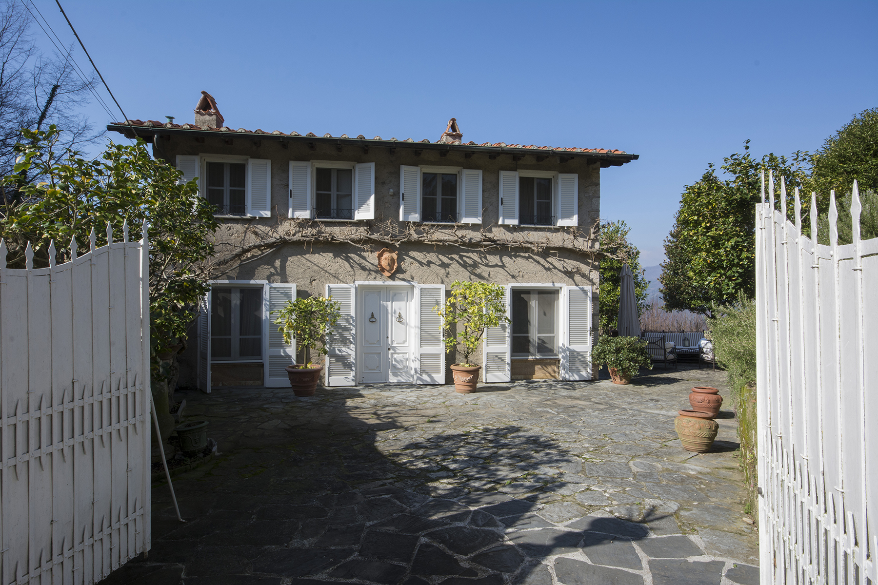 Single Family Home for Sale at Lovely villa with swimming pool in Pietrasanta Via della Fornace Other Lucca, Lucca 55045 Italy
