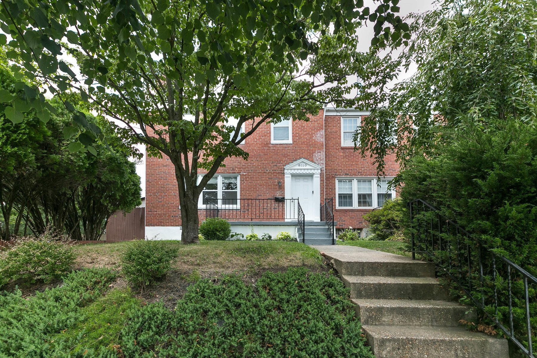 Single Family Home for Sale at Loch Raven Village 8110 Loch Raven Boulevard, Baltimore, Maryland, 21286 United States