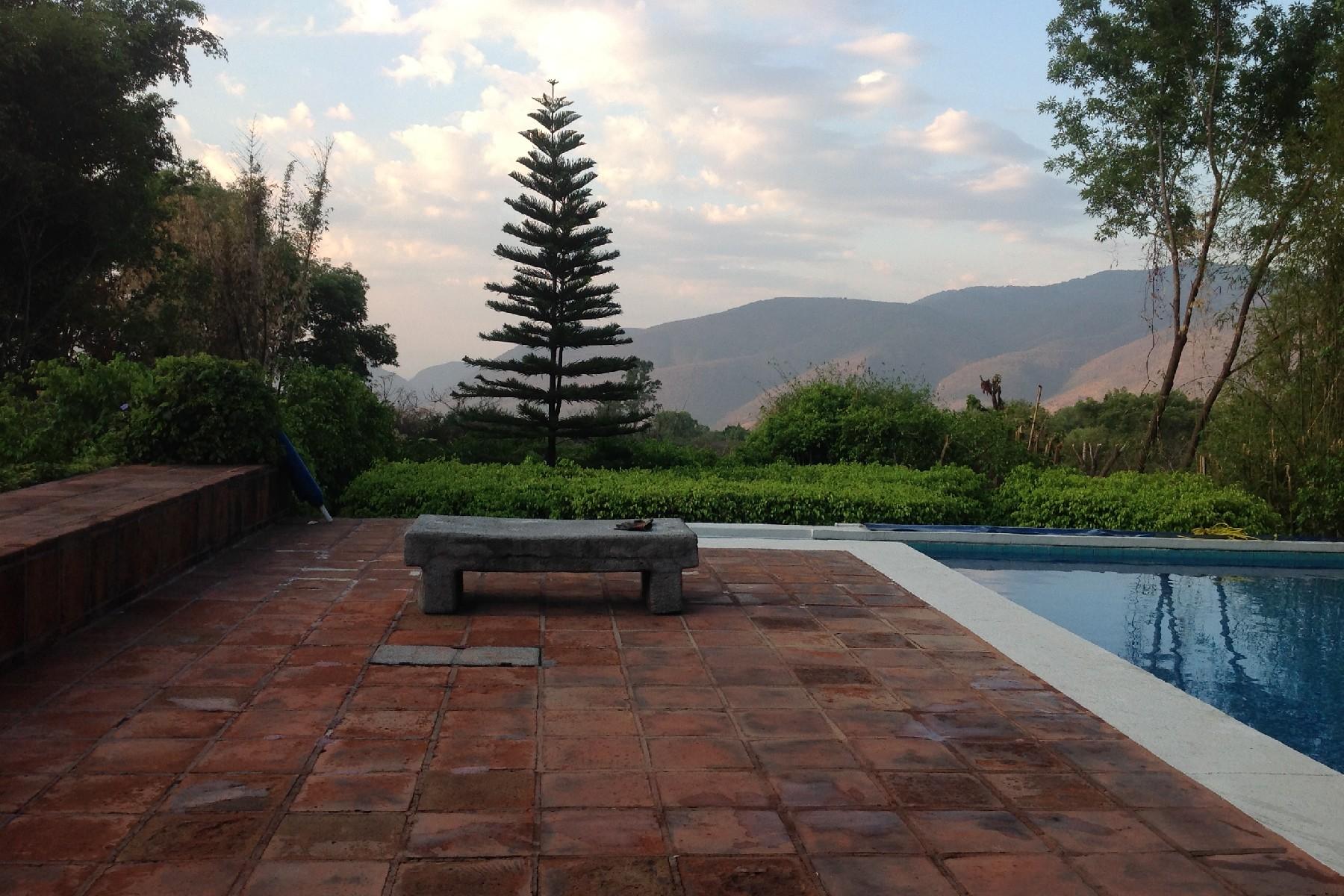 Additional photo for property listing at Hacienda Los Apantles, Malinalco, Estado de Mexico, CDMX  Federal District, Mexico Df 11580 México