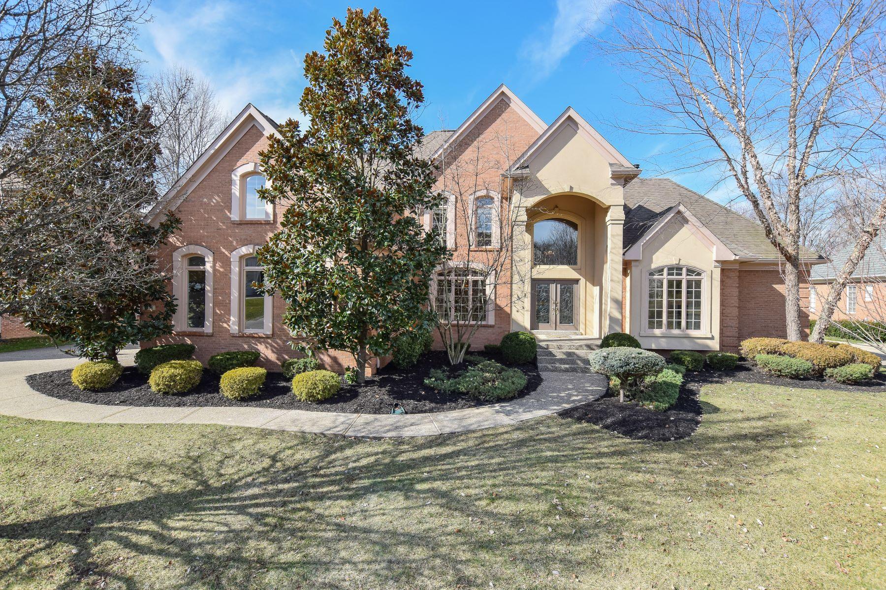 Maison unifamiliale pour l Vente à 7416 Wycliffe Drive Prospect, Kentucky, 40059 États-Unis