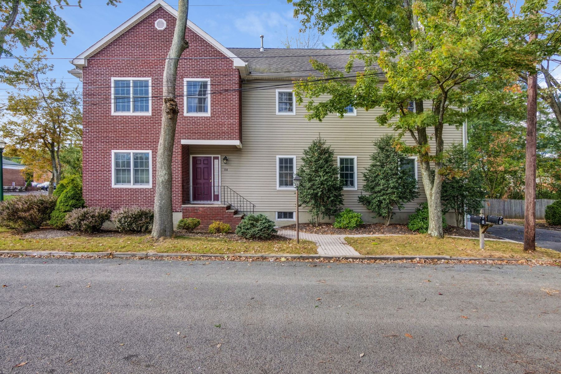Duplex Homes for Sale at Duplex in Town 114/116 Snyder Avenue Berkeley Heights, New Jersey 07922 United States