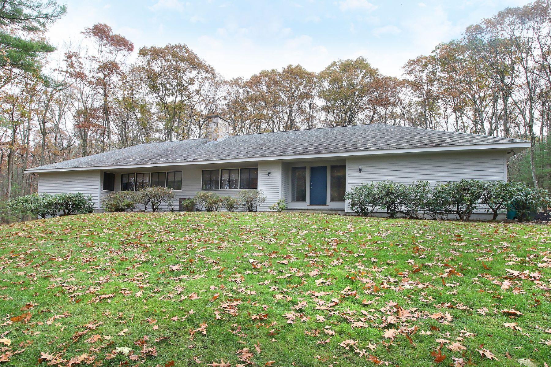 Частный односемейный дом для того Продажа на 64 Davison Drive, Lincoln 64 Davison Dr Lincoln, Массачусетс 01773 Соединенные Штаты