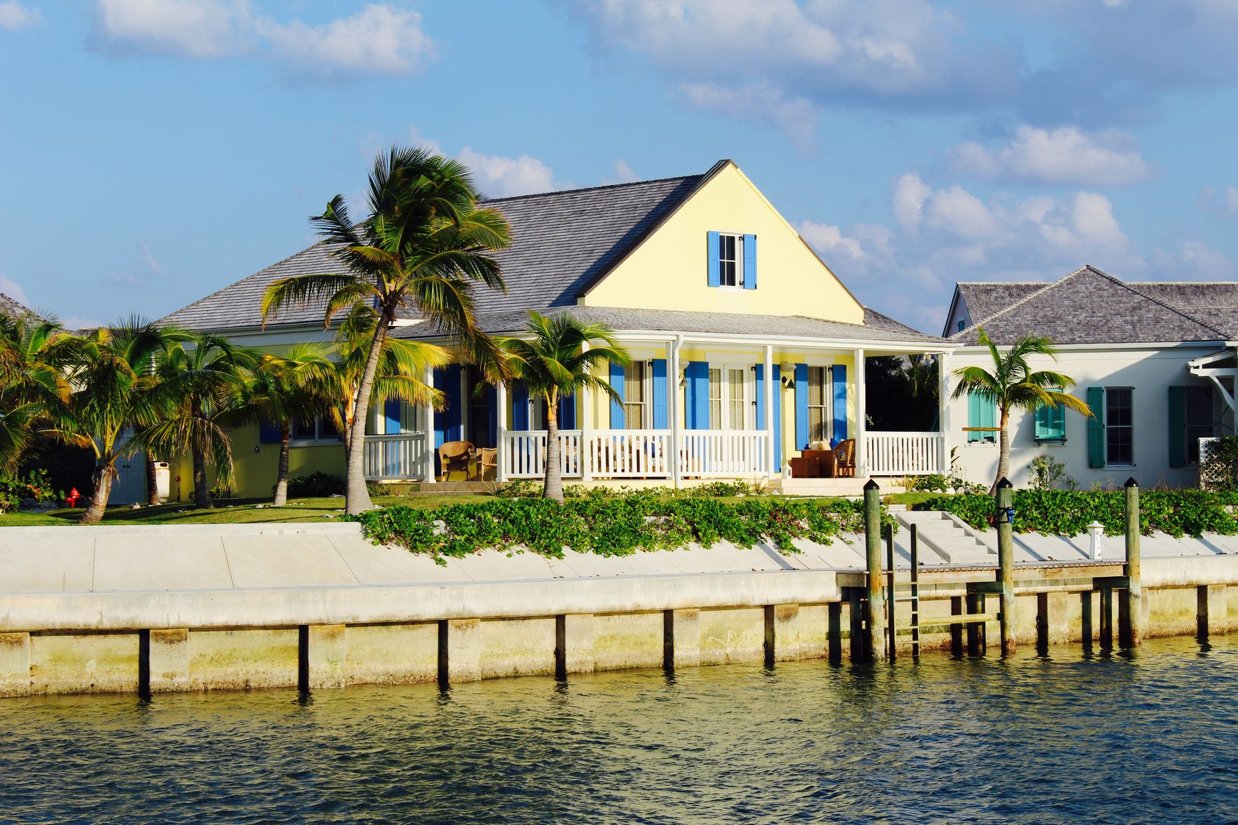 Single Family Home for Sale at Azure Way Cottage at Schooner Bay Schooner Bay, Abaco, Bahamas