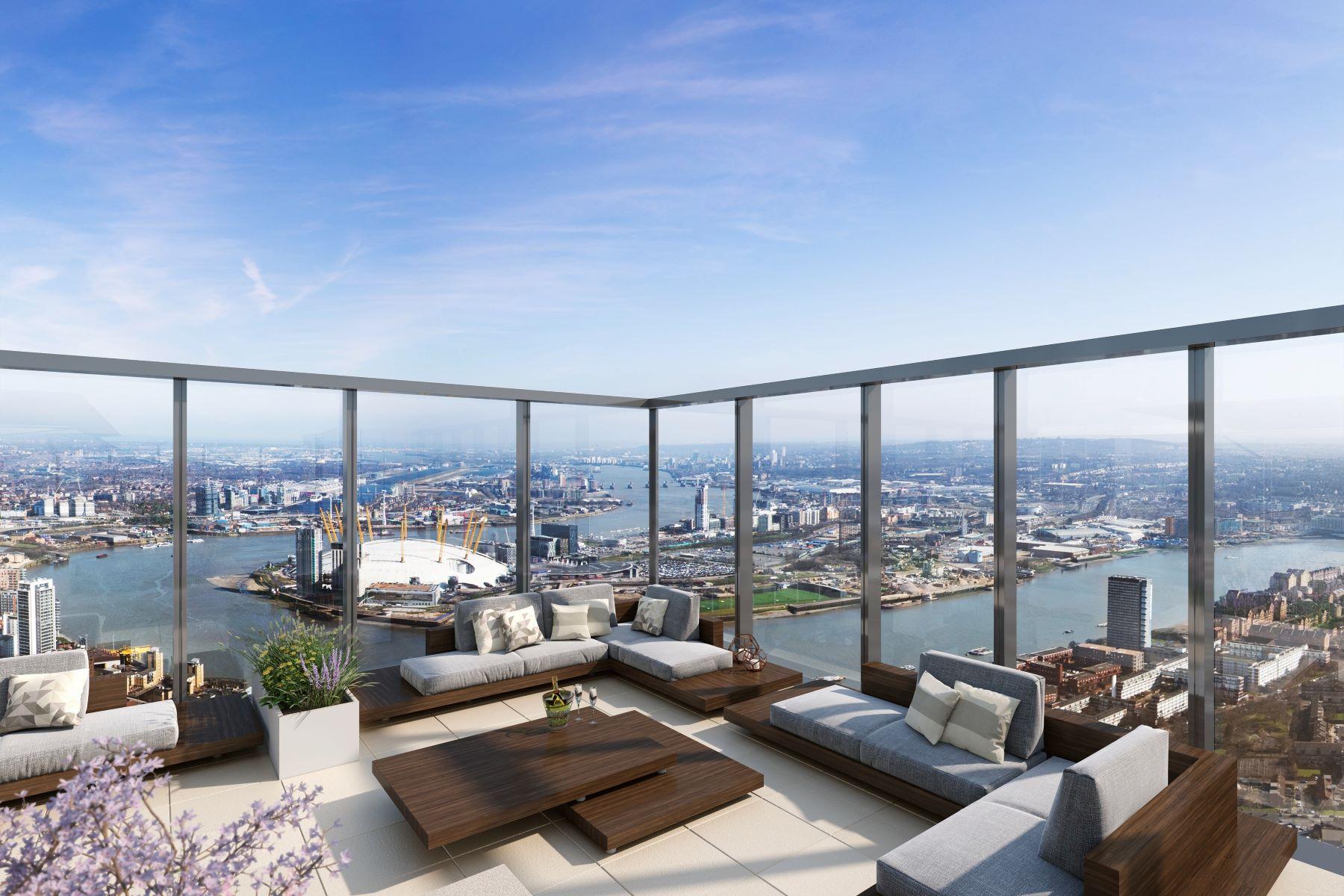 Apartments for Sale at 43.11, Valiant Tower London, England E14 9SH United Kingdom
