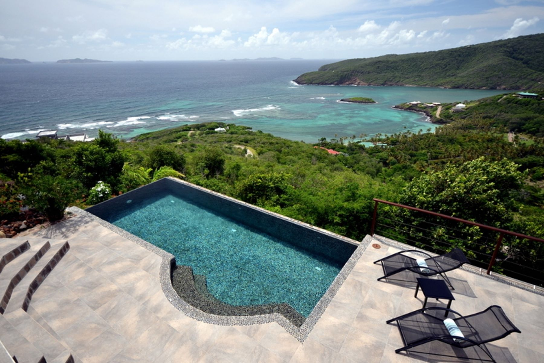 Single Family Home for Sale at Modern Oceanfront at the Winchester Bequia, Saint Vincent And The Grenadines