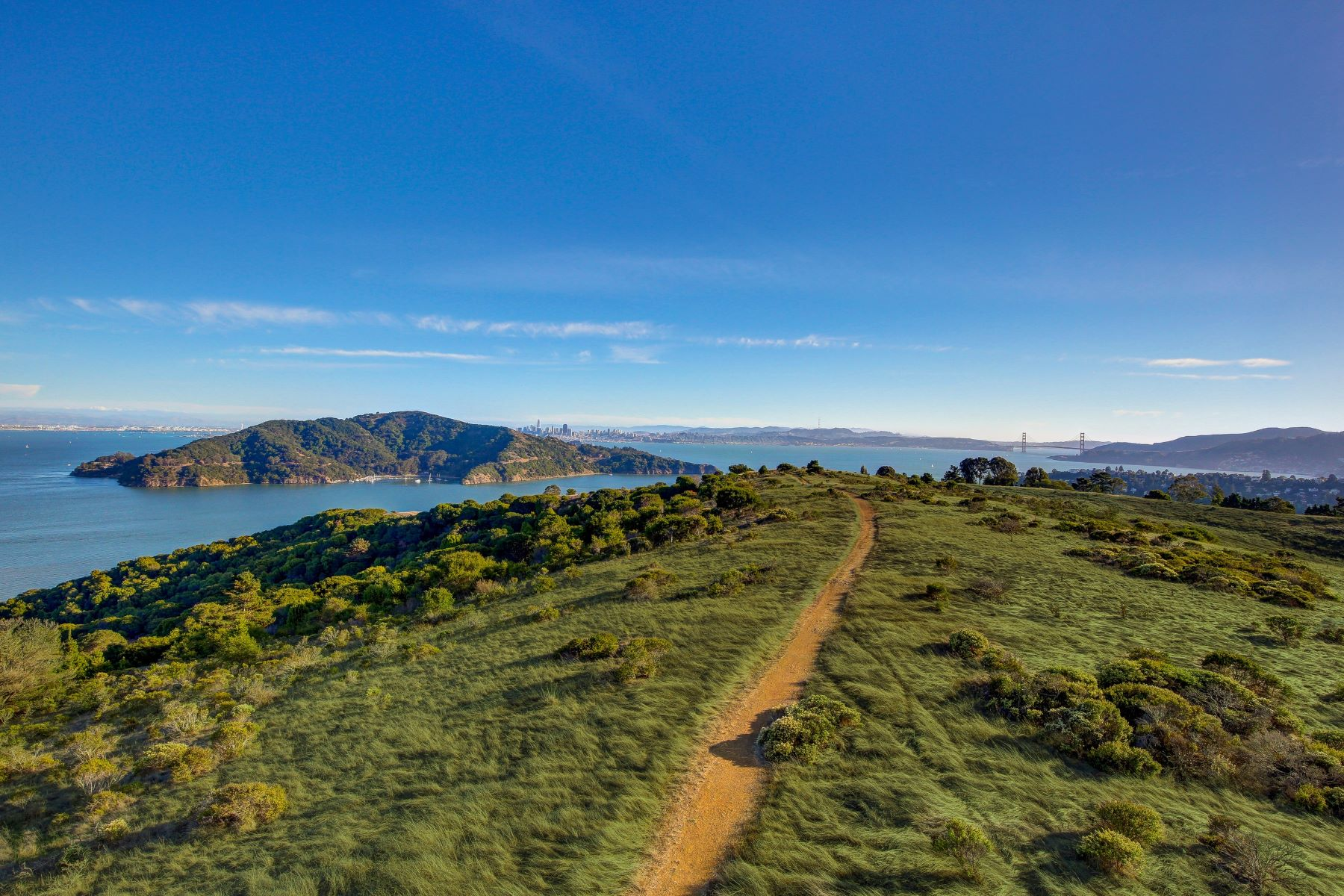 Land voor Verkoop op Easton Point! Easton Point Tiburon, Californië 94920 Verenigde Staten