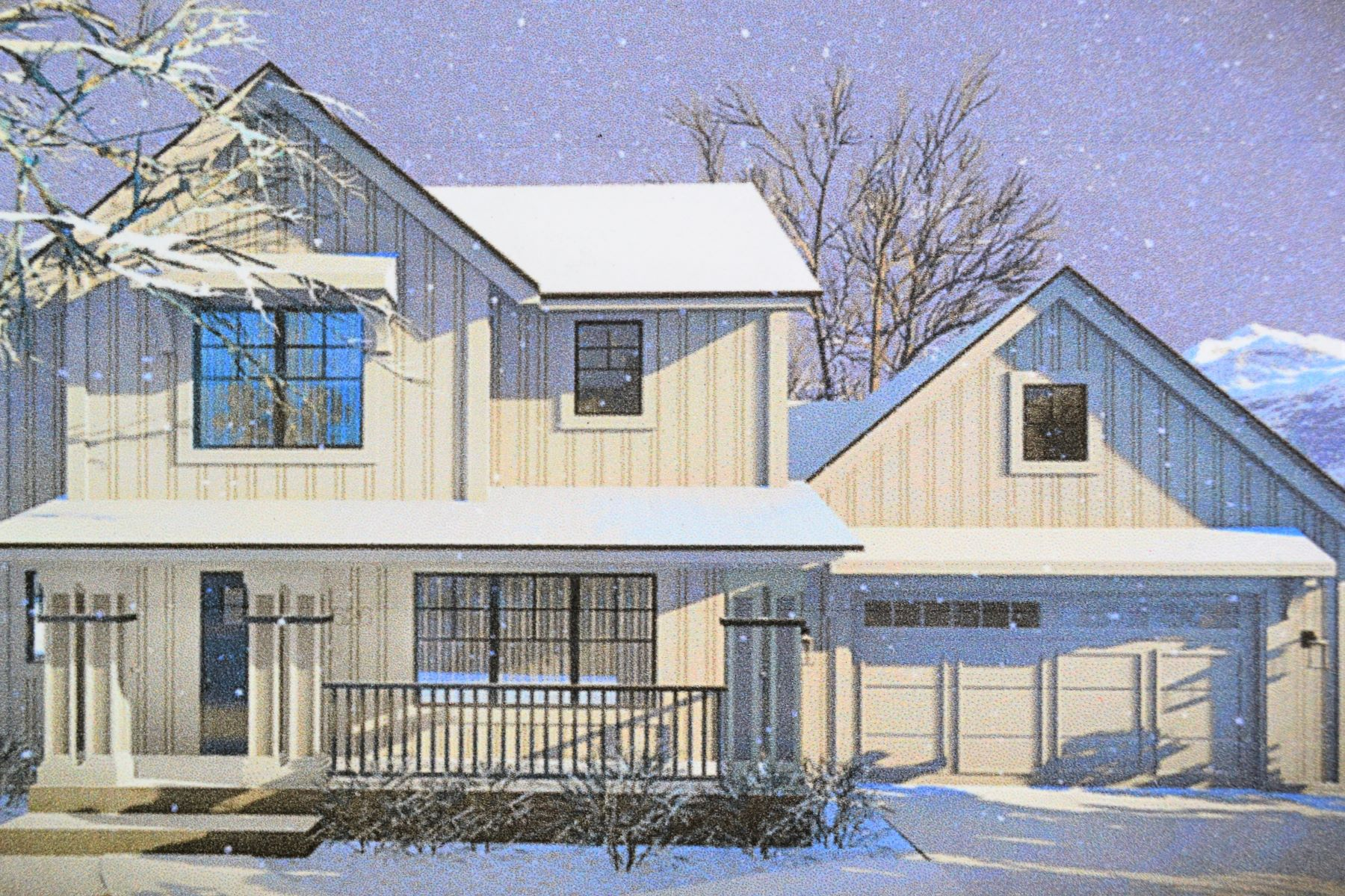 Single Family Homes for Sale at Custom designed Farmhouse to be built in Monkton 450 Breezy Hill Acres Rd 11 Monkton, Vermont 05473 United States