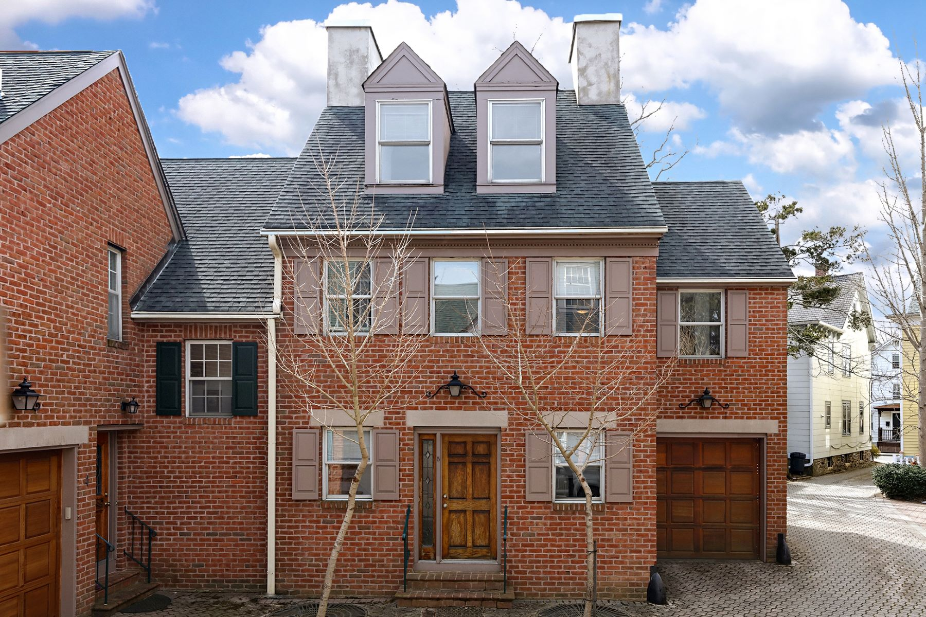 Townhouse for Sale at So Nicely Tucked Away, So Close to the University 5 Firestone Court, Princeton, New Jersey 08540 United States