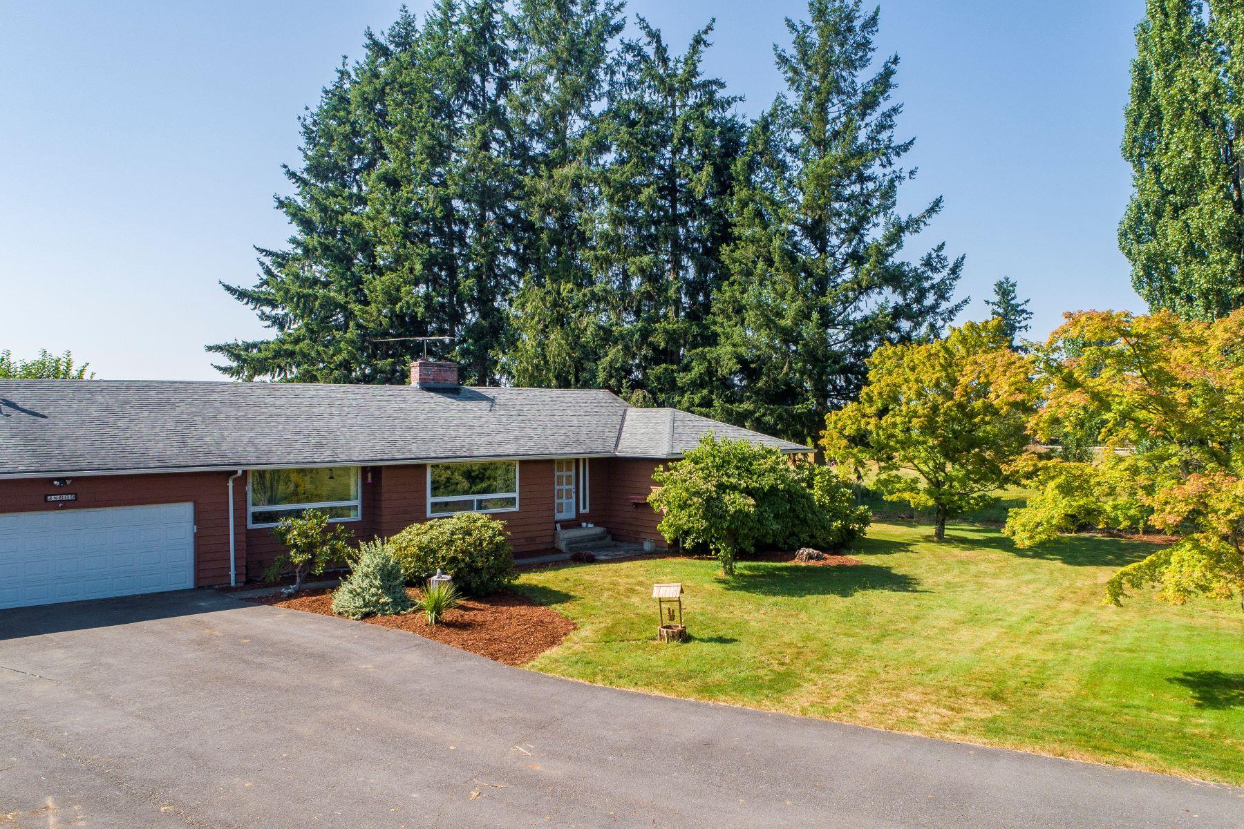 Single Family Homes for Sale at Auburn Acreage 38609 200th Ave SE Auburn, Washington 98092 United States