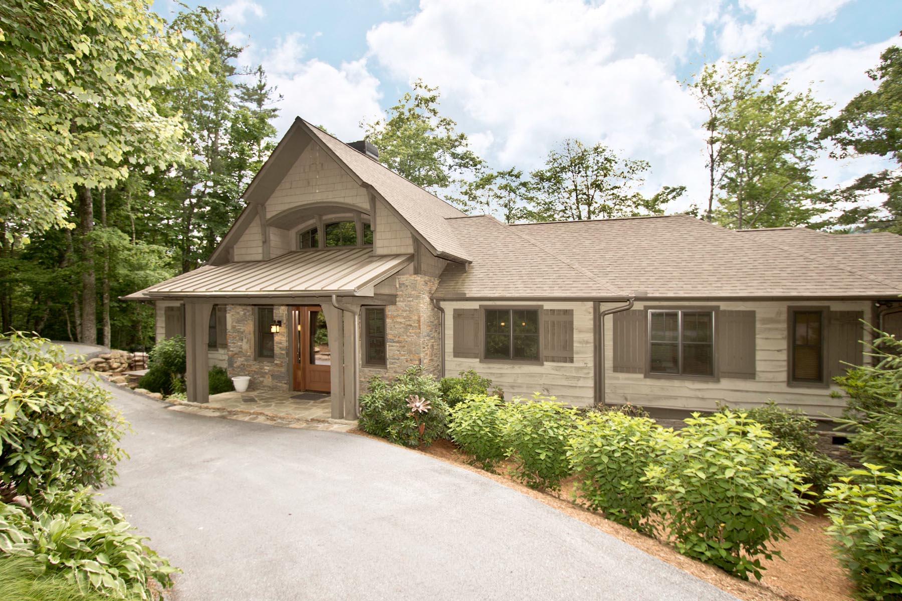 Single Family Home for Active at 55 Lilium Lane Cashiers, North Carolina 28717 United States
