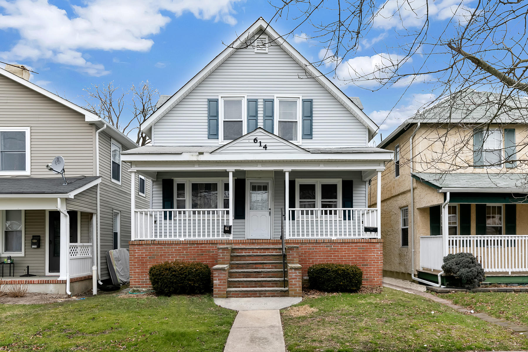 Multi-Family Home for Sale at Great Investment 614 11th Ave, Belmar, New Jersey 07719 United States