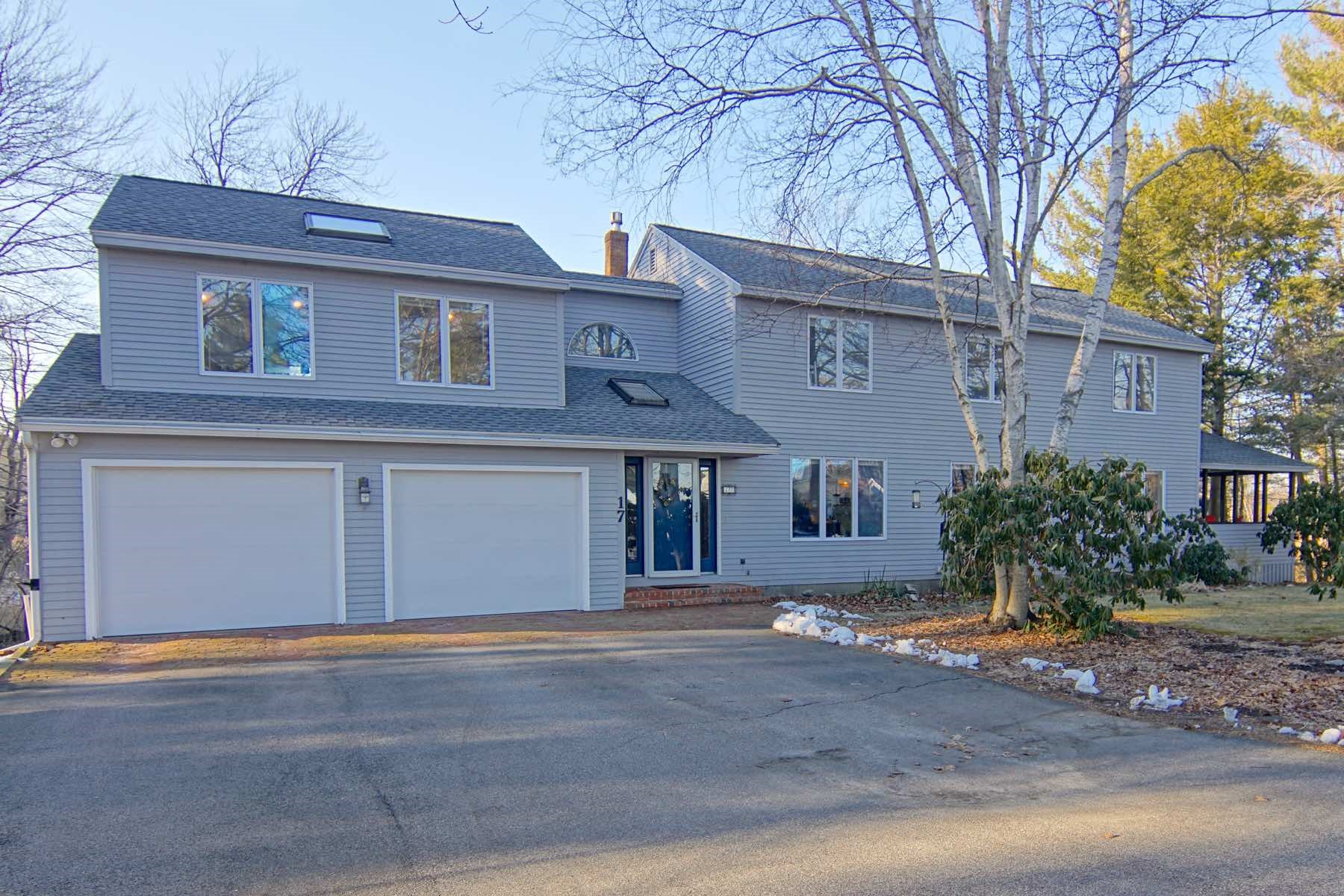 Single Family Homes for Sale at Fifield Island 17 Appledore Avenue North Hampton, New Hampshire 03862 United States