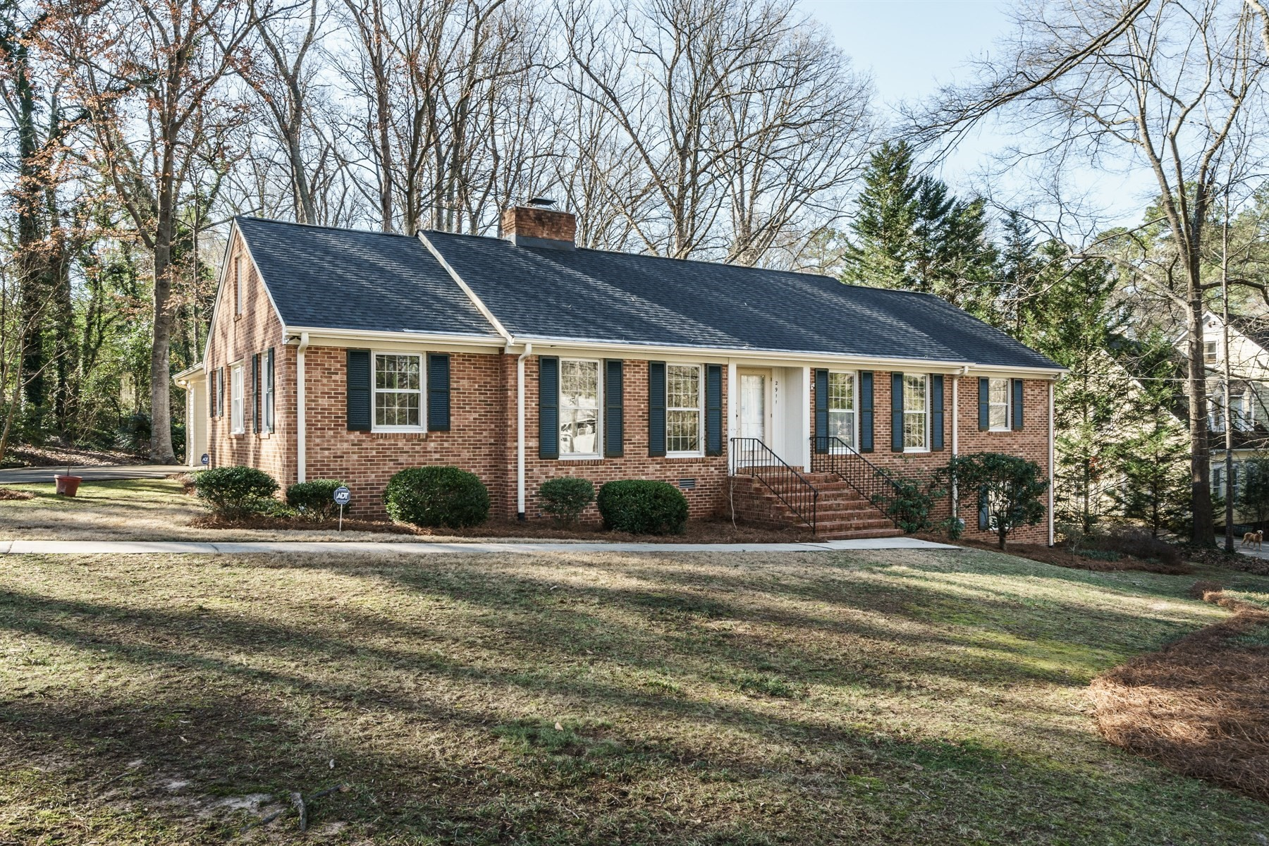 Single Family Home for Sale at Hope Valley Ranch 2911 Buckingham Road Durham, North Carolina 27707 United StatesIn/Around: Cary, Chapel Hill, Raleigh