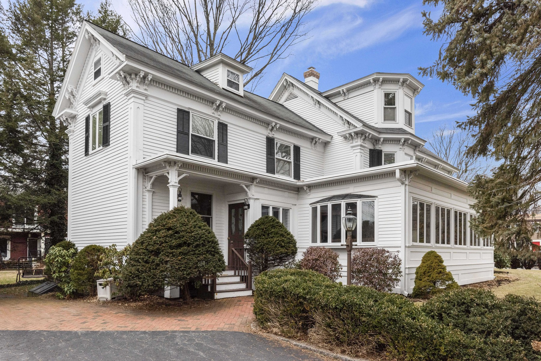 Single Family Homes for Active at Striking Victorian 76 West Main Street Westborough, Massachusetts 01581 United States