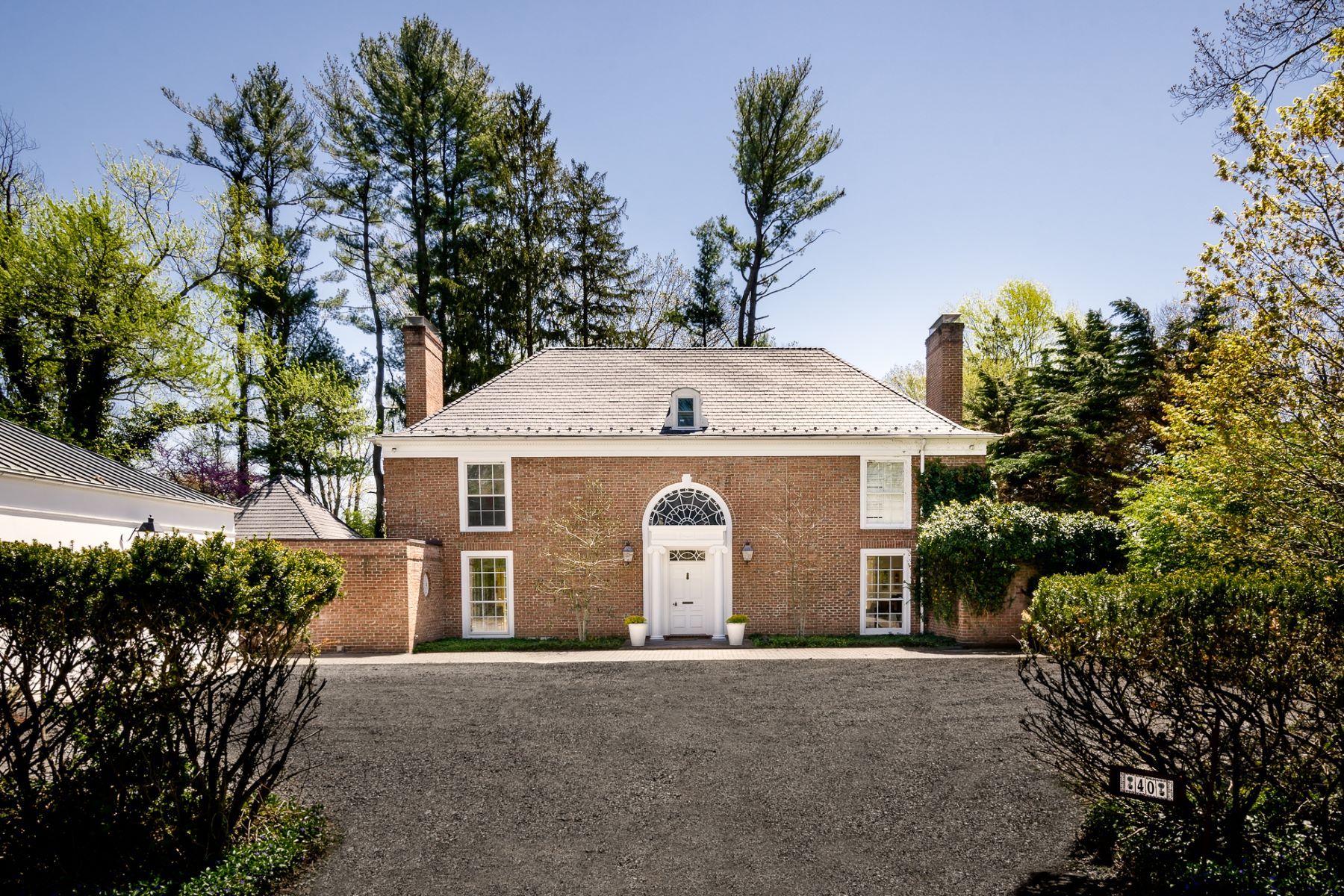 single family homes for Sale at A Gracious Presence In The Coveted Institute Area 40 Haslet Avenue, Princeton, New Jersey 08540 United States
